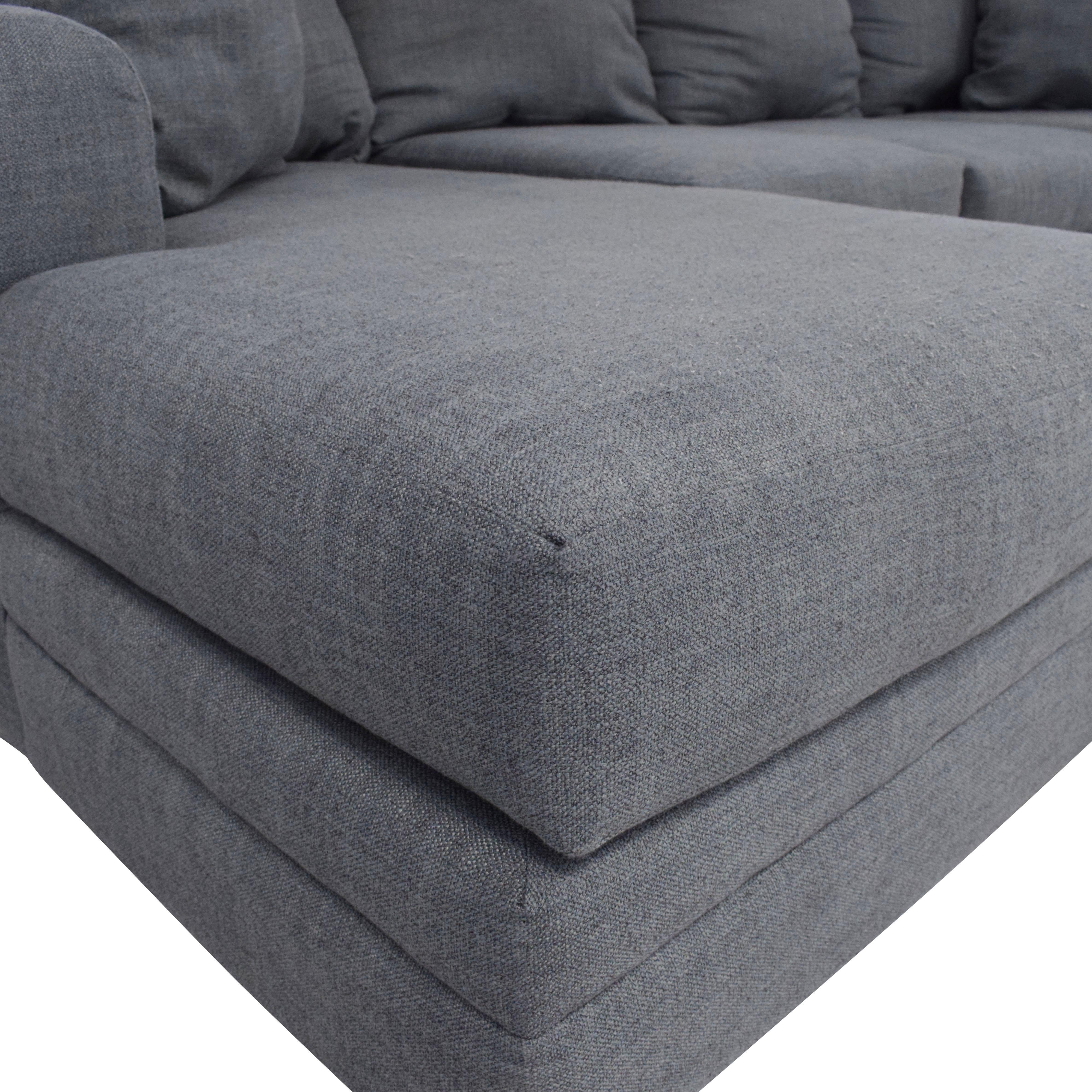 Birch Lane Gerrald Sectional Sofa sale