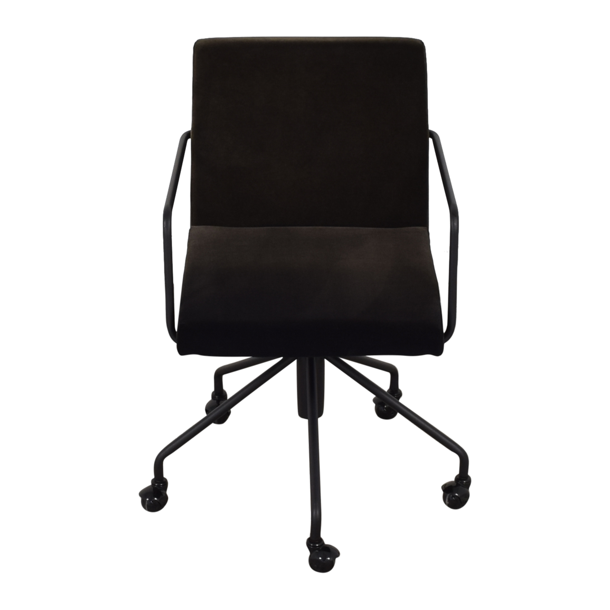 CB2 Rouka Home Office Chair sale
