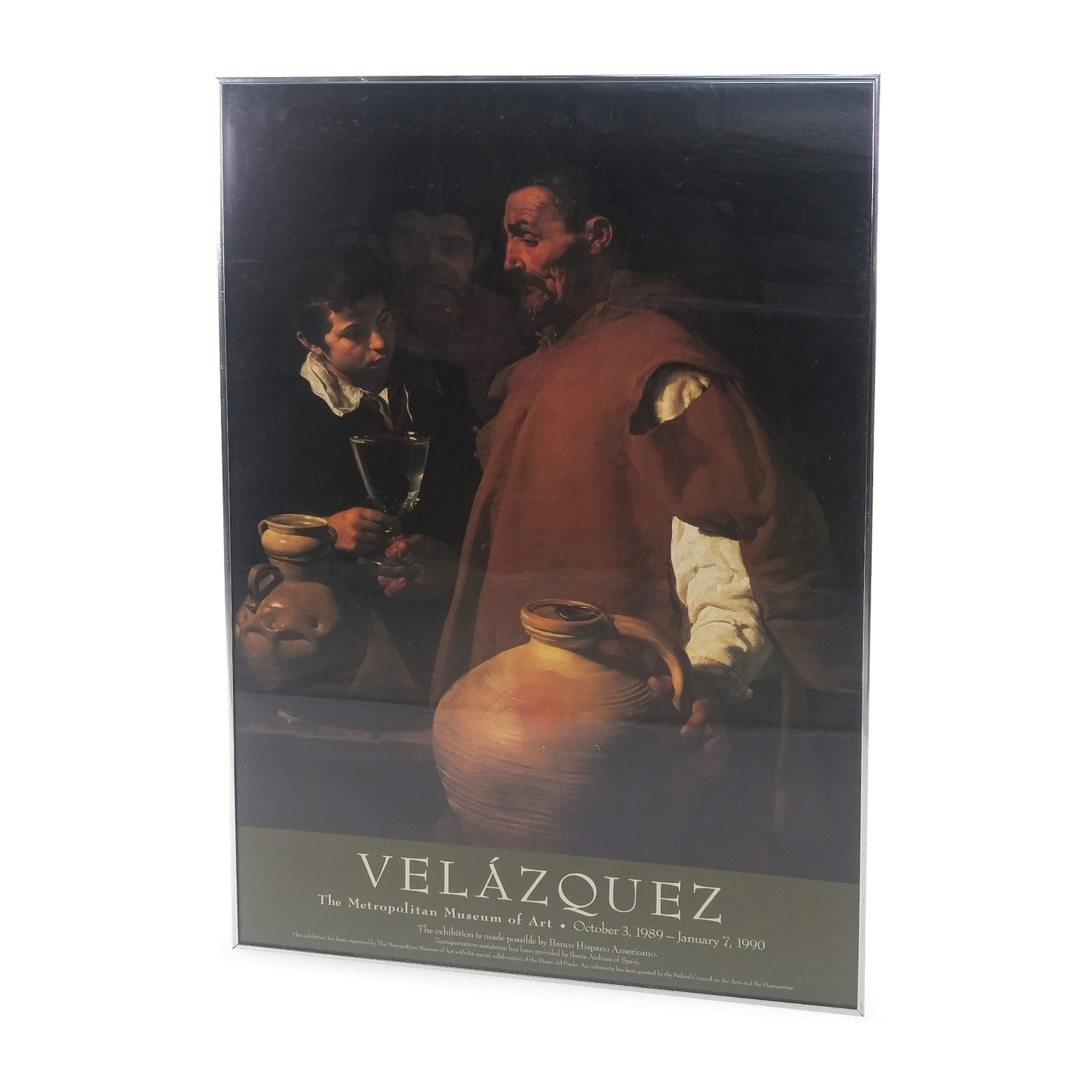 shop Velazquez Poster by the MET The Metropolitan Museum of Art