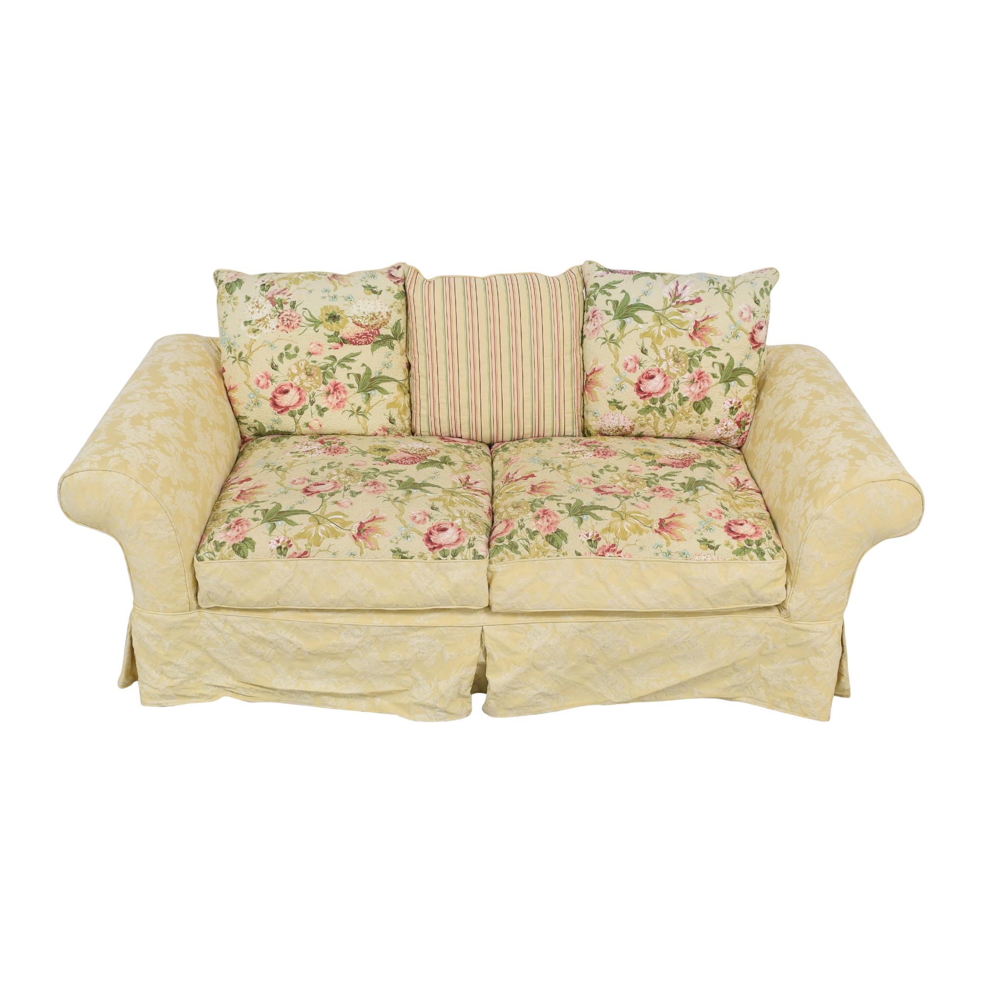 Domain Domain Multi-Patterned Sofa dimensions