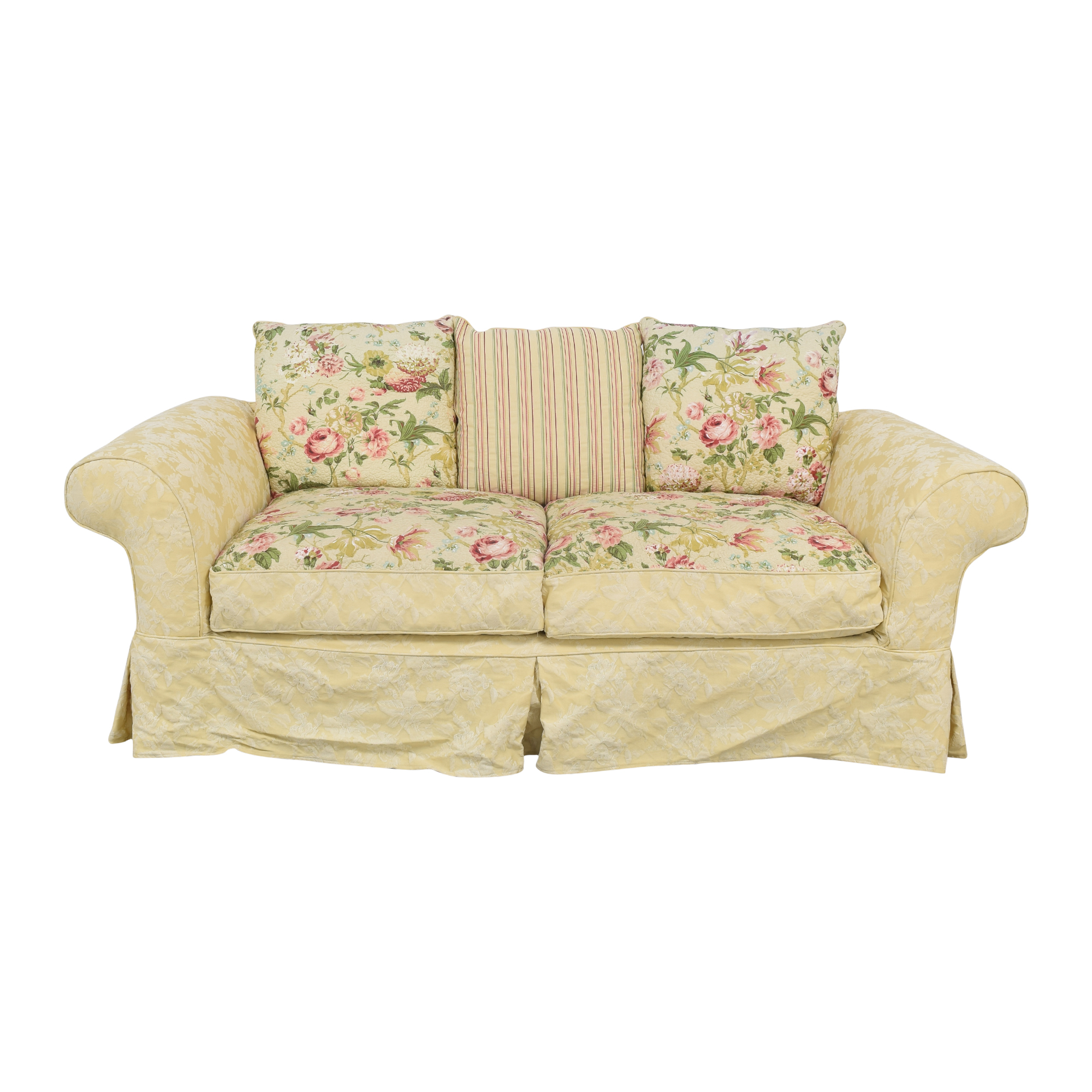Domain Domain Multi-Patterned Sofa discount