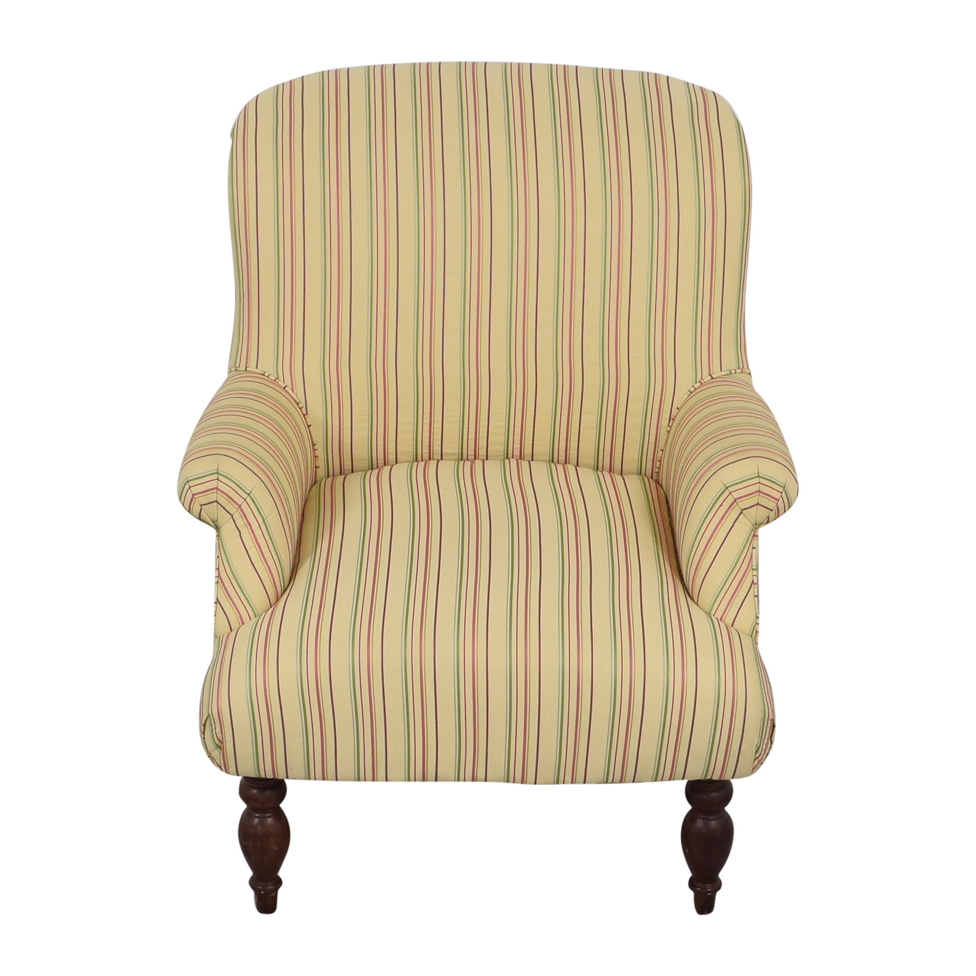 shop Domain Home Domain Home Striped Accent Chair online