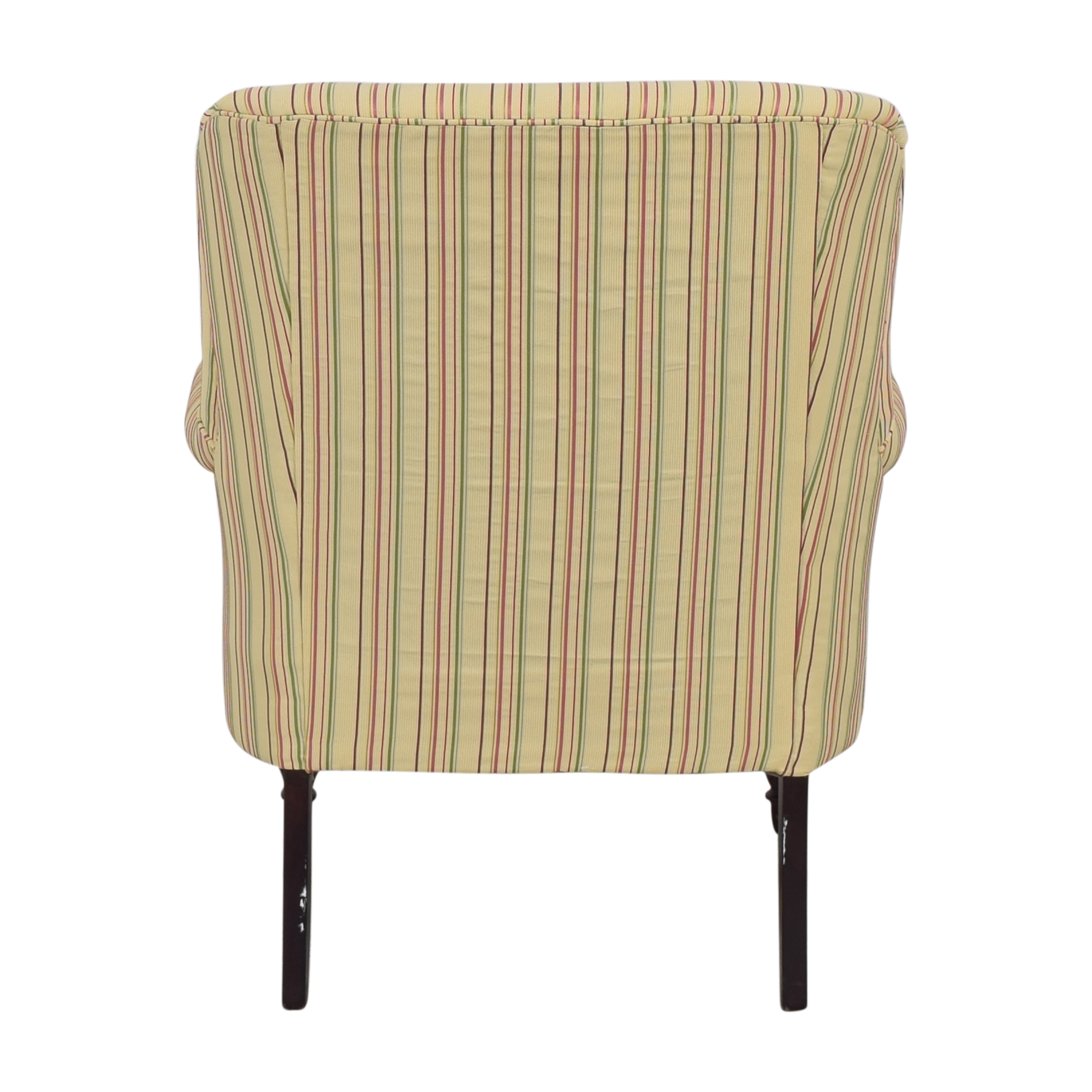 Domain Home Domain Home Striped Accent Chair coupon