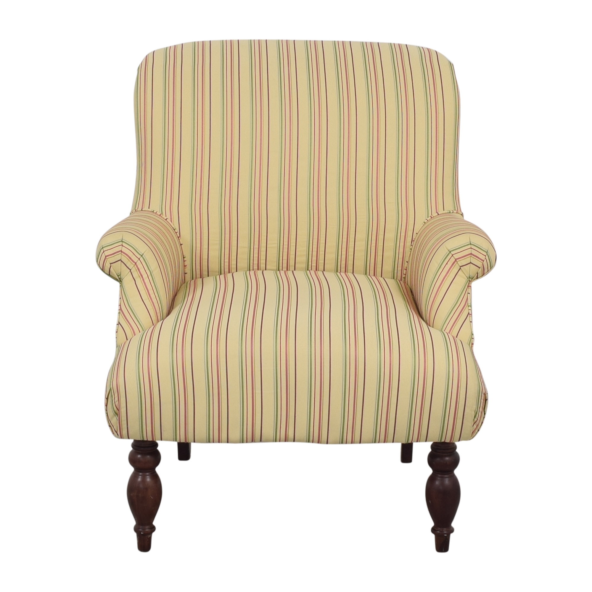 Domain Home Domain Home Striped Accent Chair price
