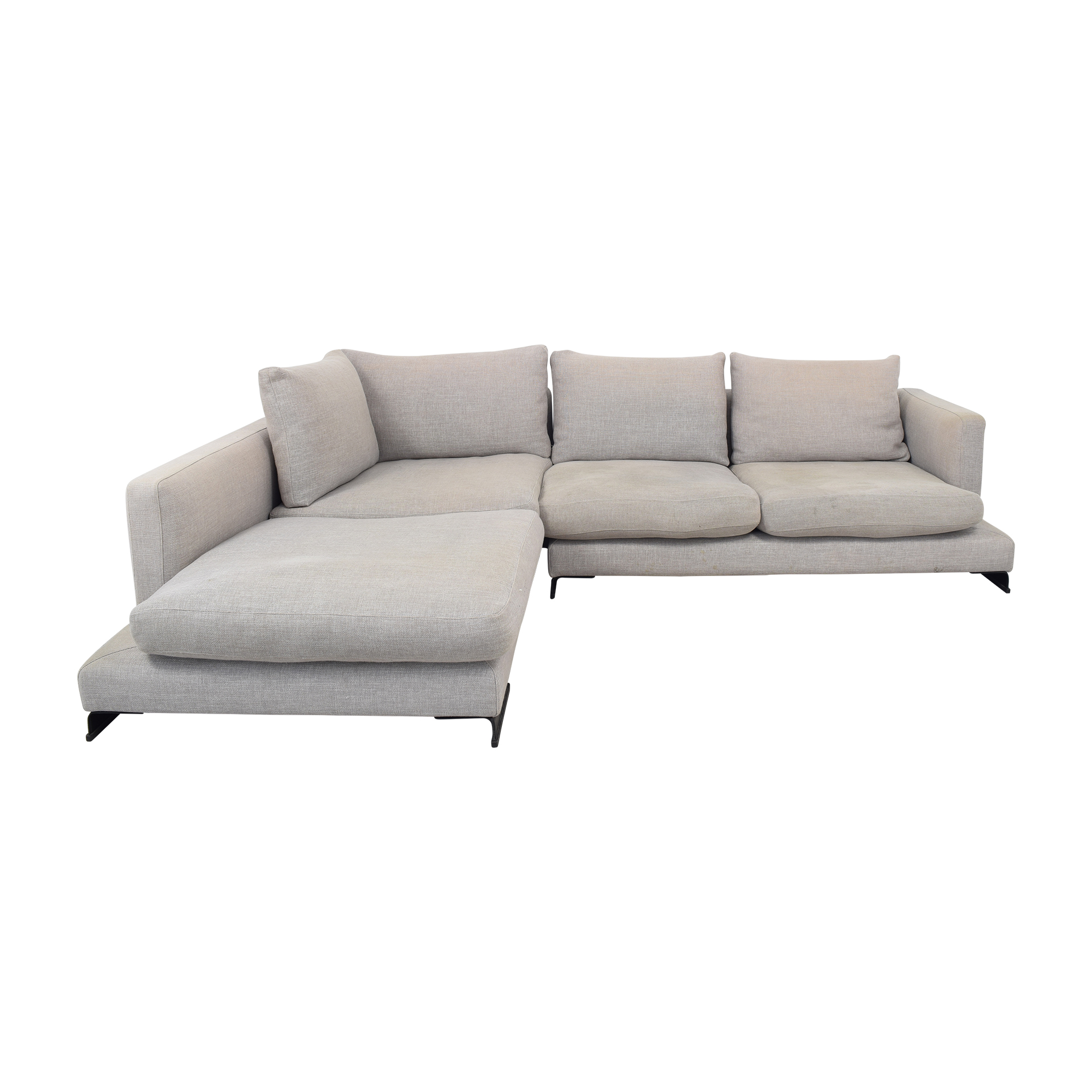 Camerich Camerich Lazy Time Sectional