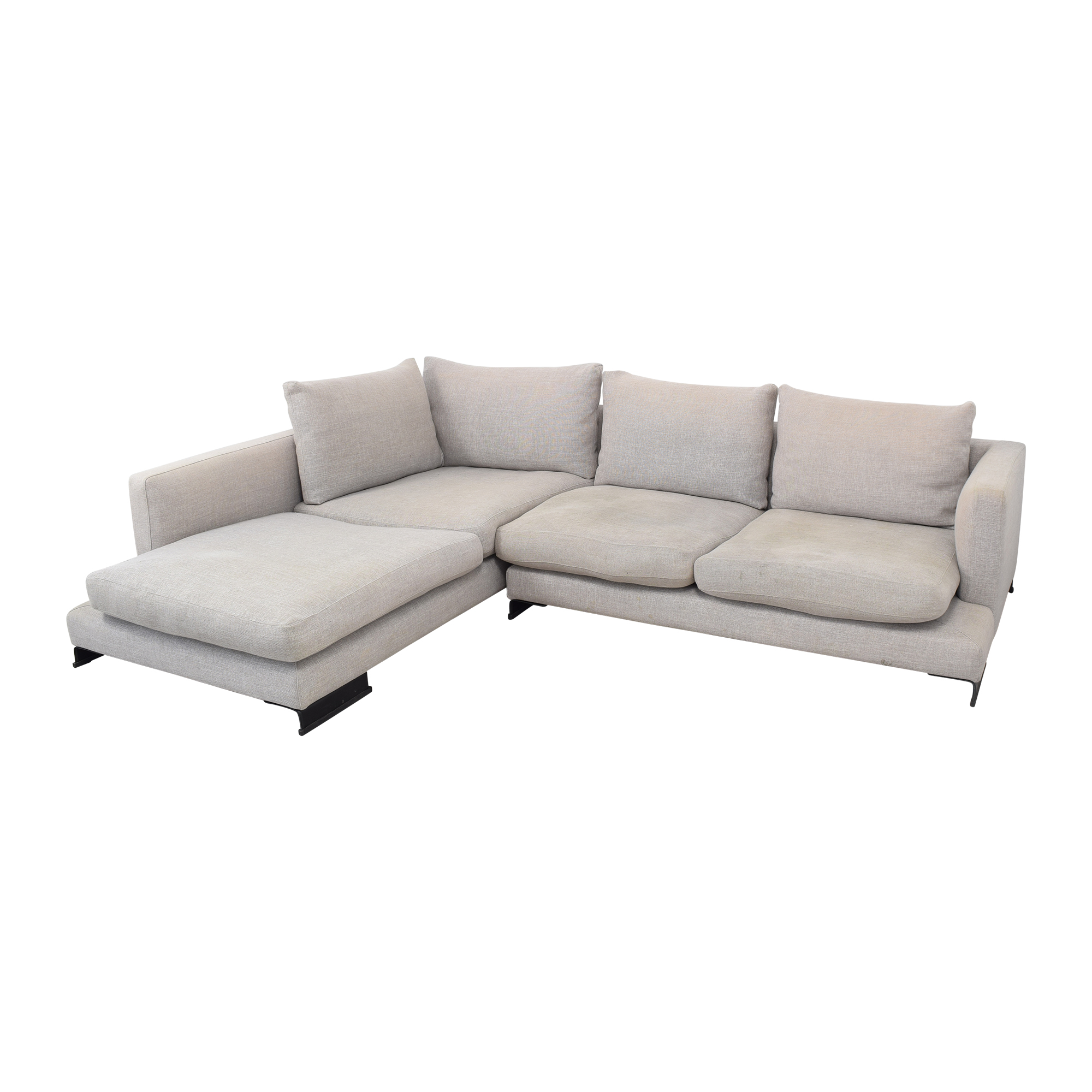 shop Camerich Camerich Lazy Time Sectional online