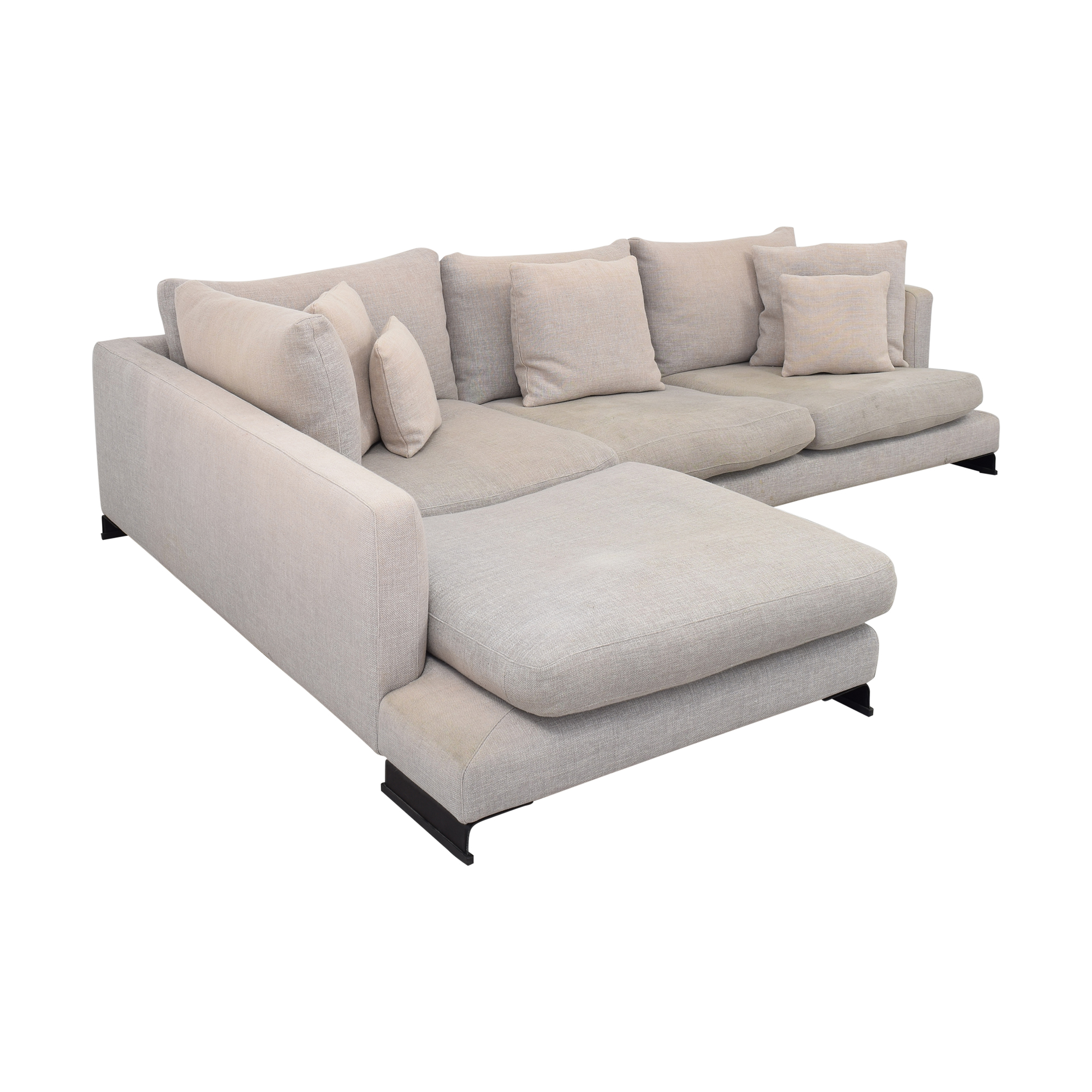 Camerich Camerich Lazy Time Sectional for sale