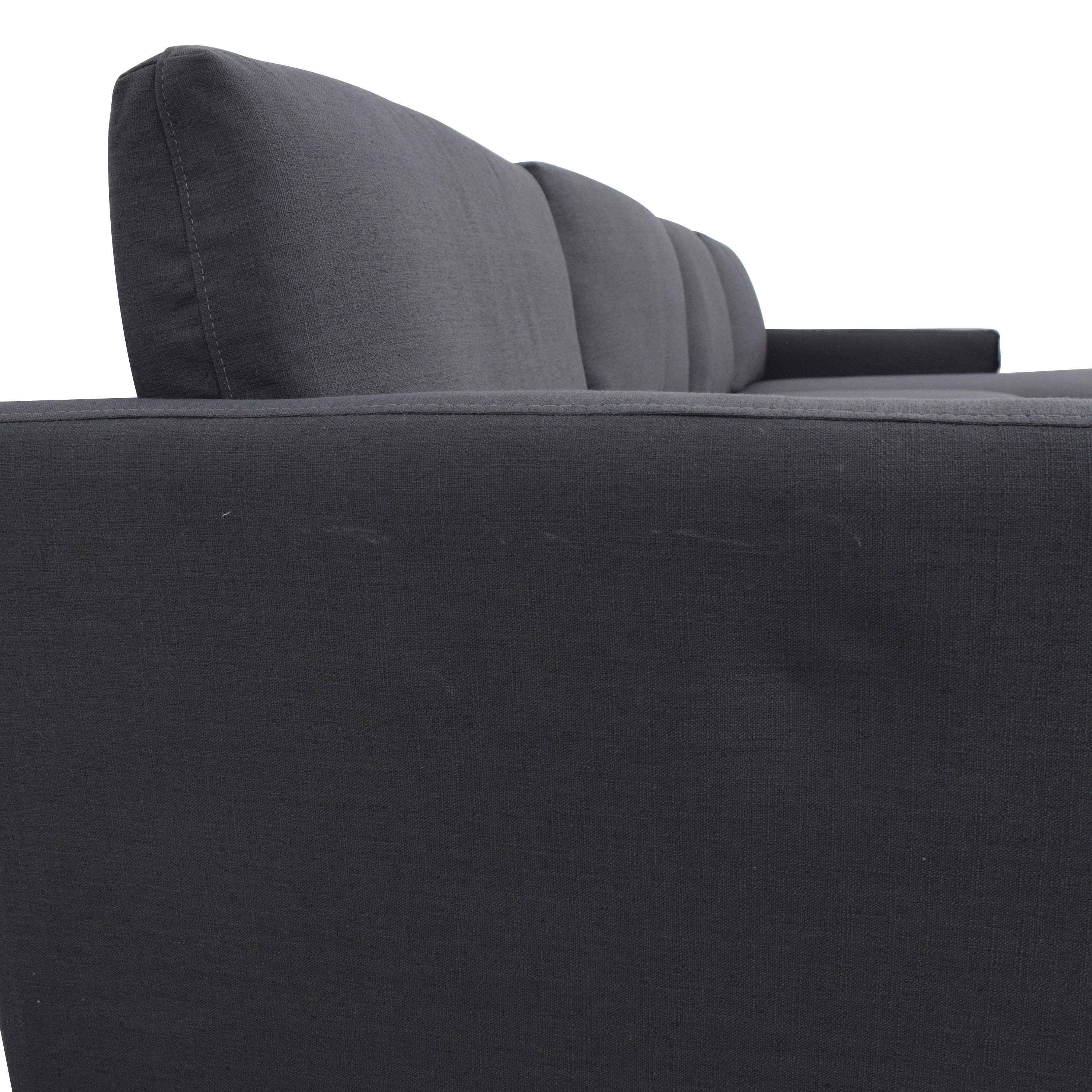 The Inside Modern Sectional-Right Facing The Inside