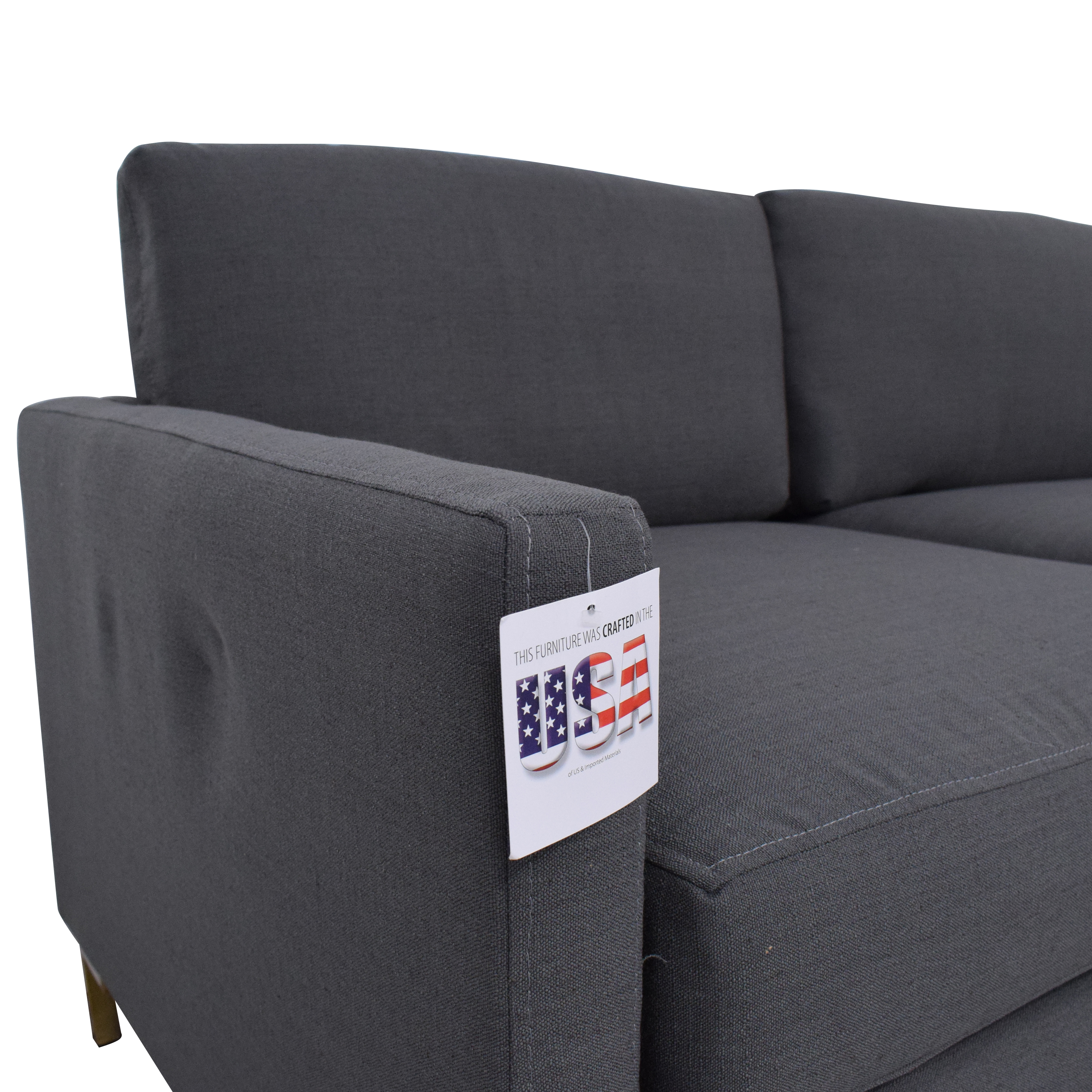 buy The Inside The Inside Modern Sectional-Right Facing online
