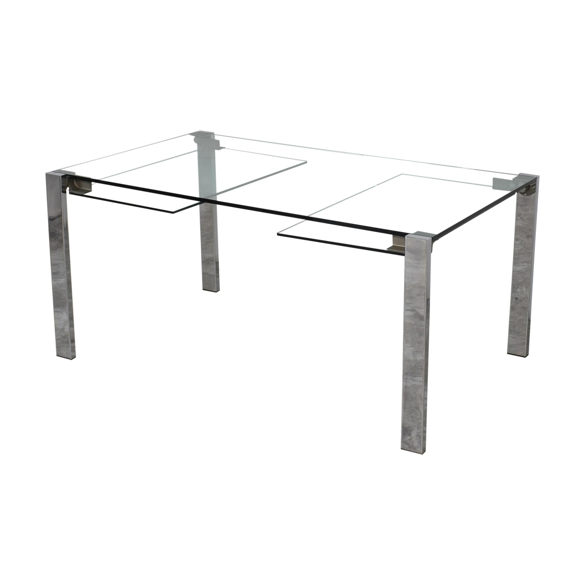 buy Tonelli Design Livingstone Dining Table Tonelli Design Dinner Tables