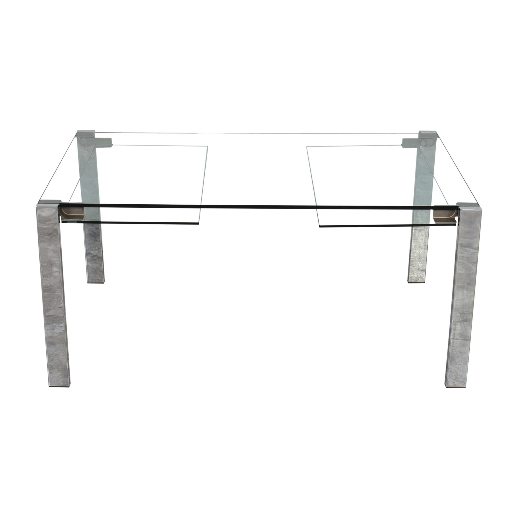 buy Tonelli Design Livingstone Dining Table Tonelli Design Tables