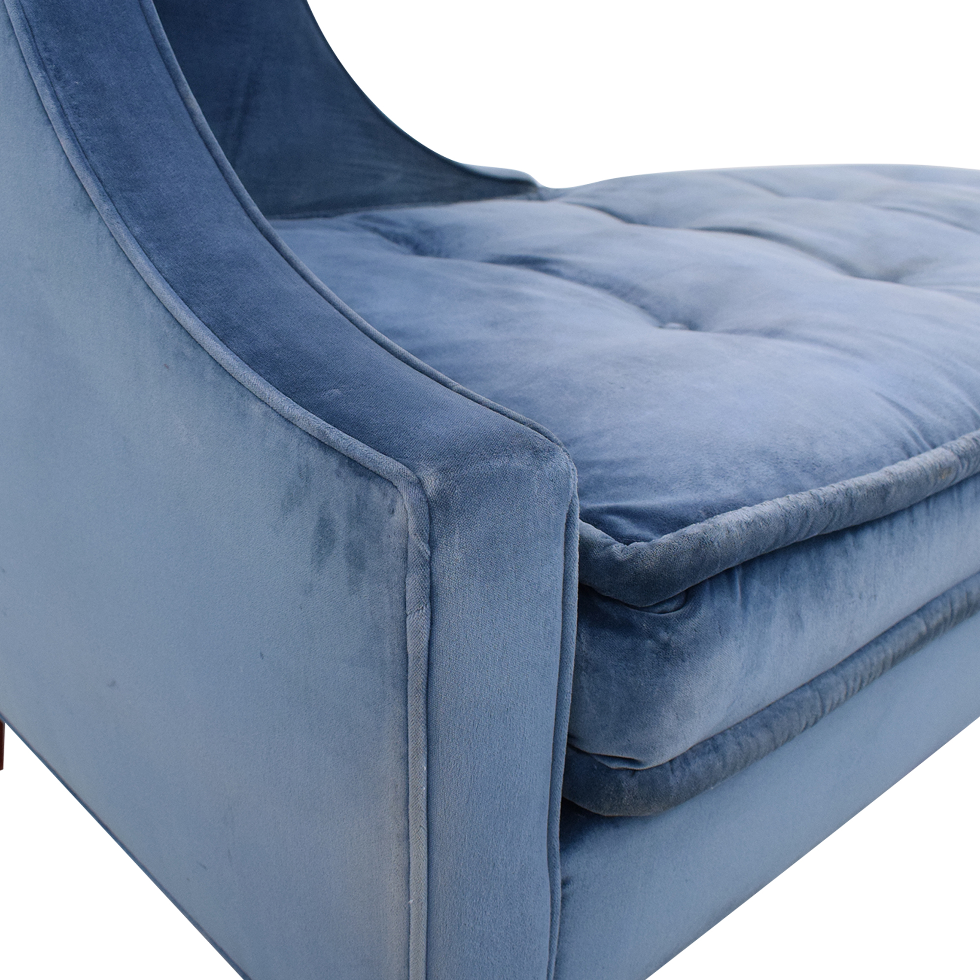 Charles Stewart Company Charles Stewart Company Tufted Chaise ct