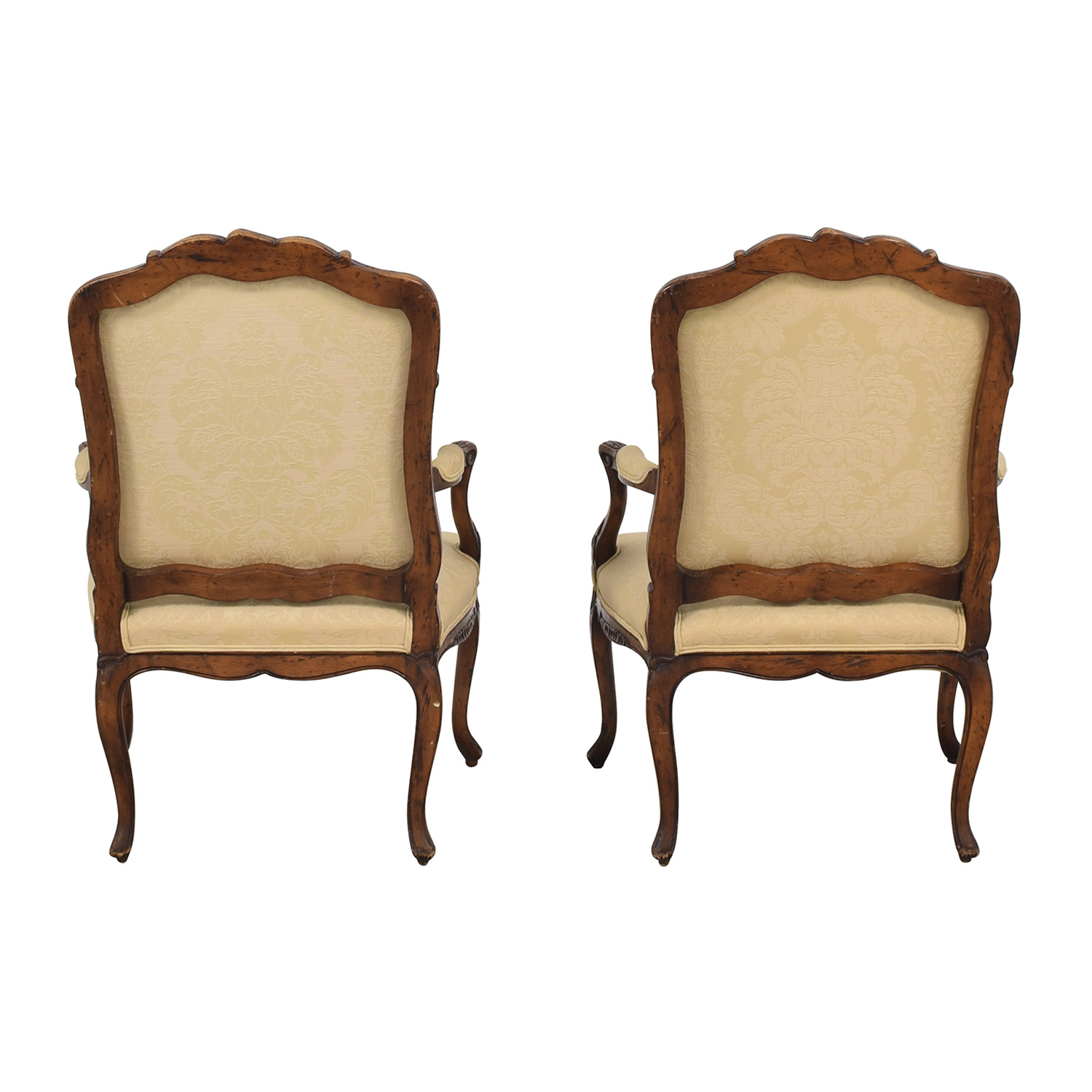 Rococo Style Dining Chairs on sale