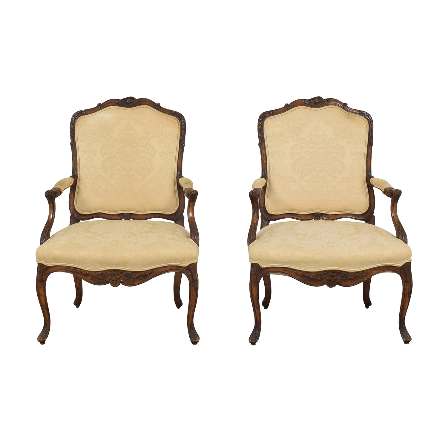 shop Rococo Style Dining Chairs  Chairs