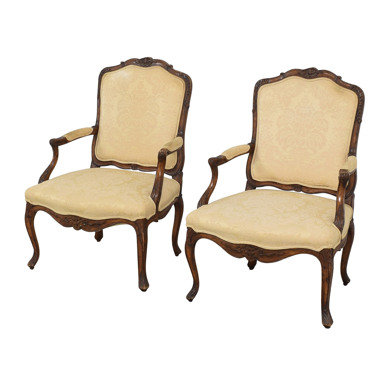 shop Rococo Style Dining Chairs  Dining Chairs