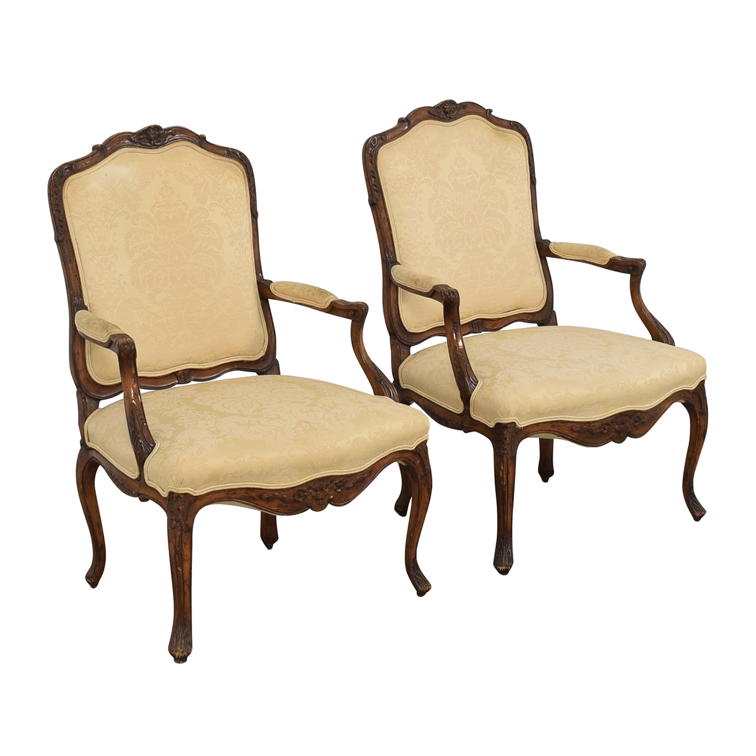 Rococo Style Dining Chairs Dining Chairs