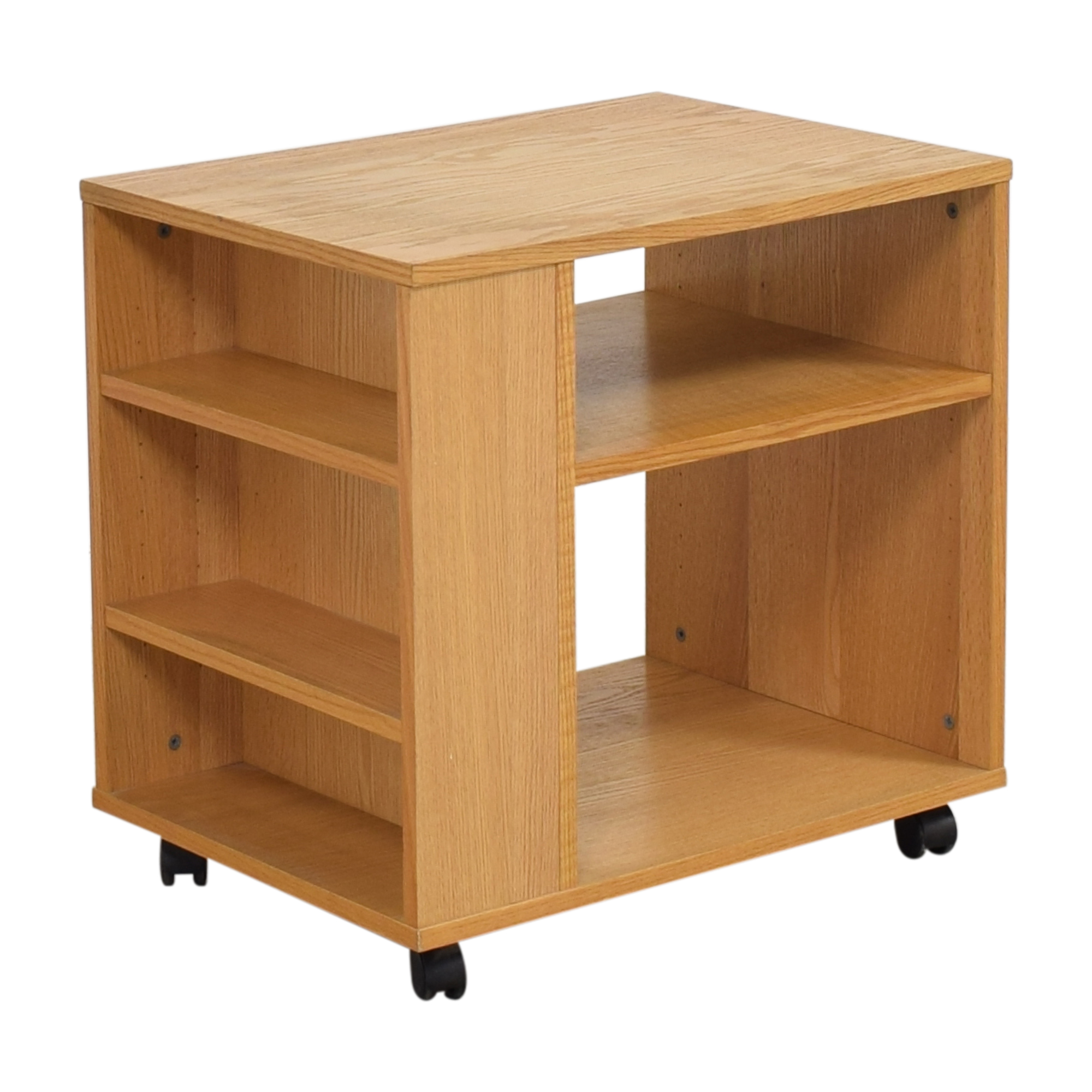 Rolling Media Console / Storage