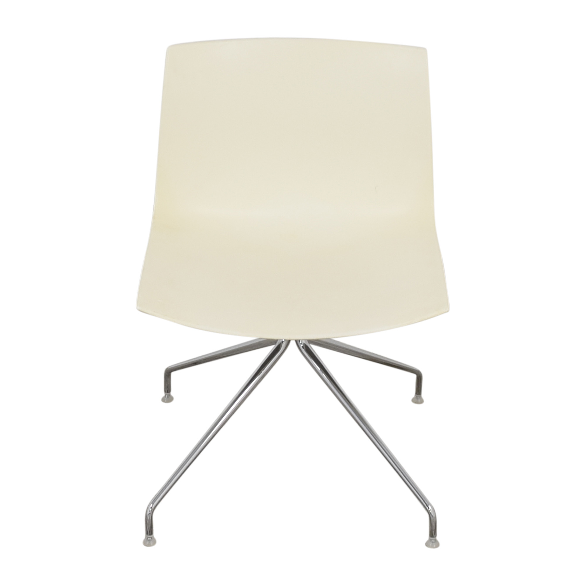 Arper Catifa 46 Trestle Swivel Chair / Home Office Chairs
