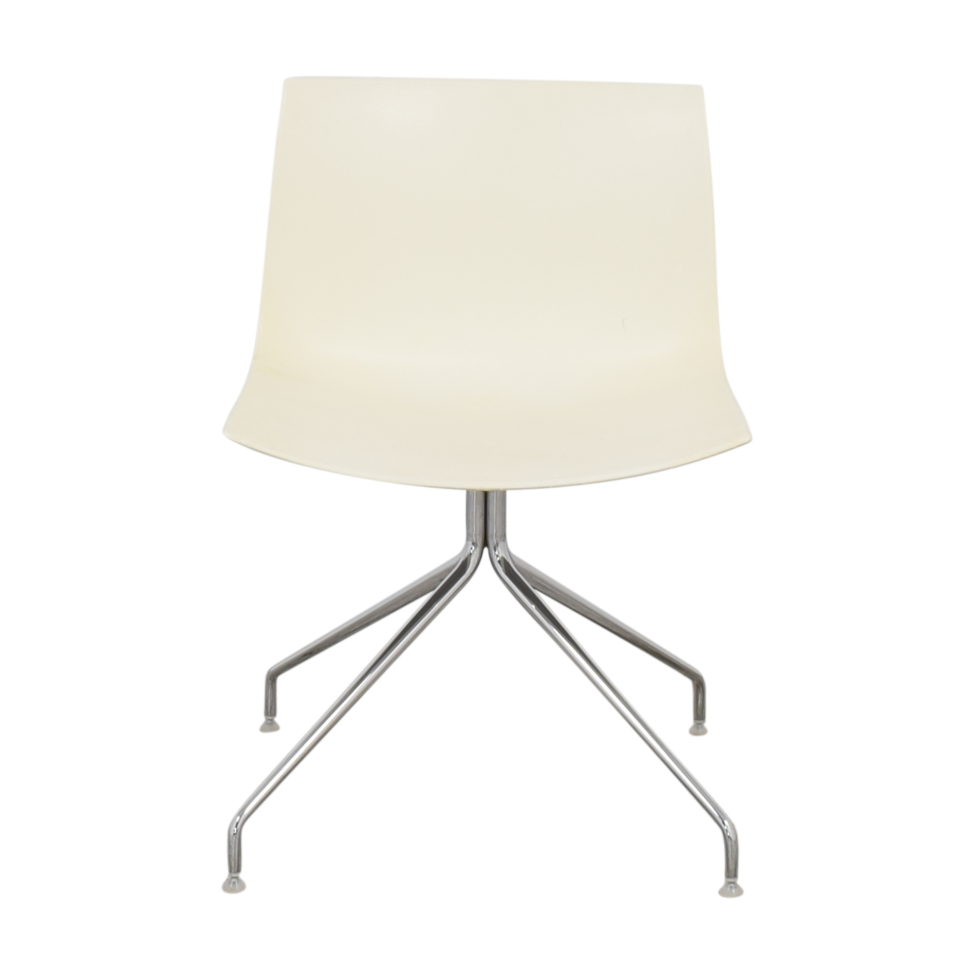 shop Arper Catifa 46 Trestle Swivel Chair Arper Chairs