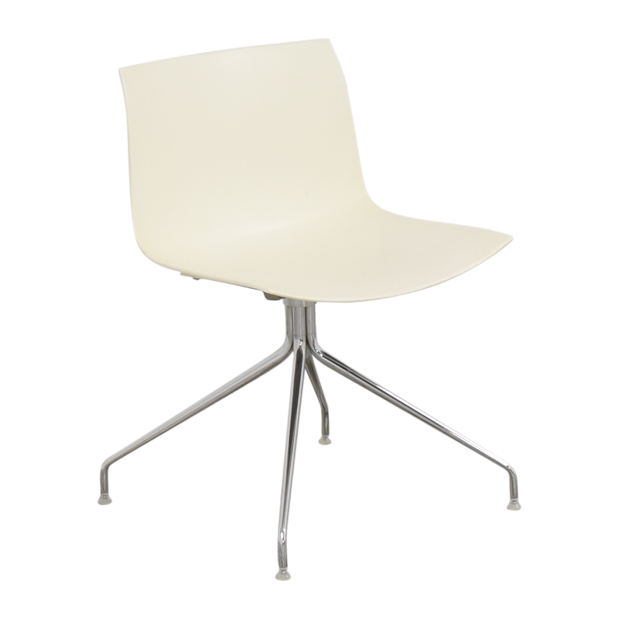 Arper Arper Catifa 46 Trestle Swivel Chair ct