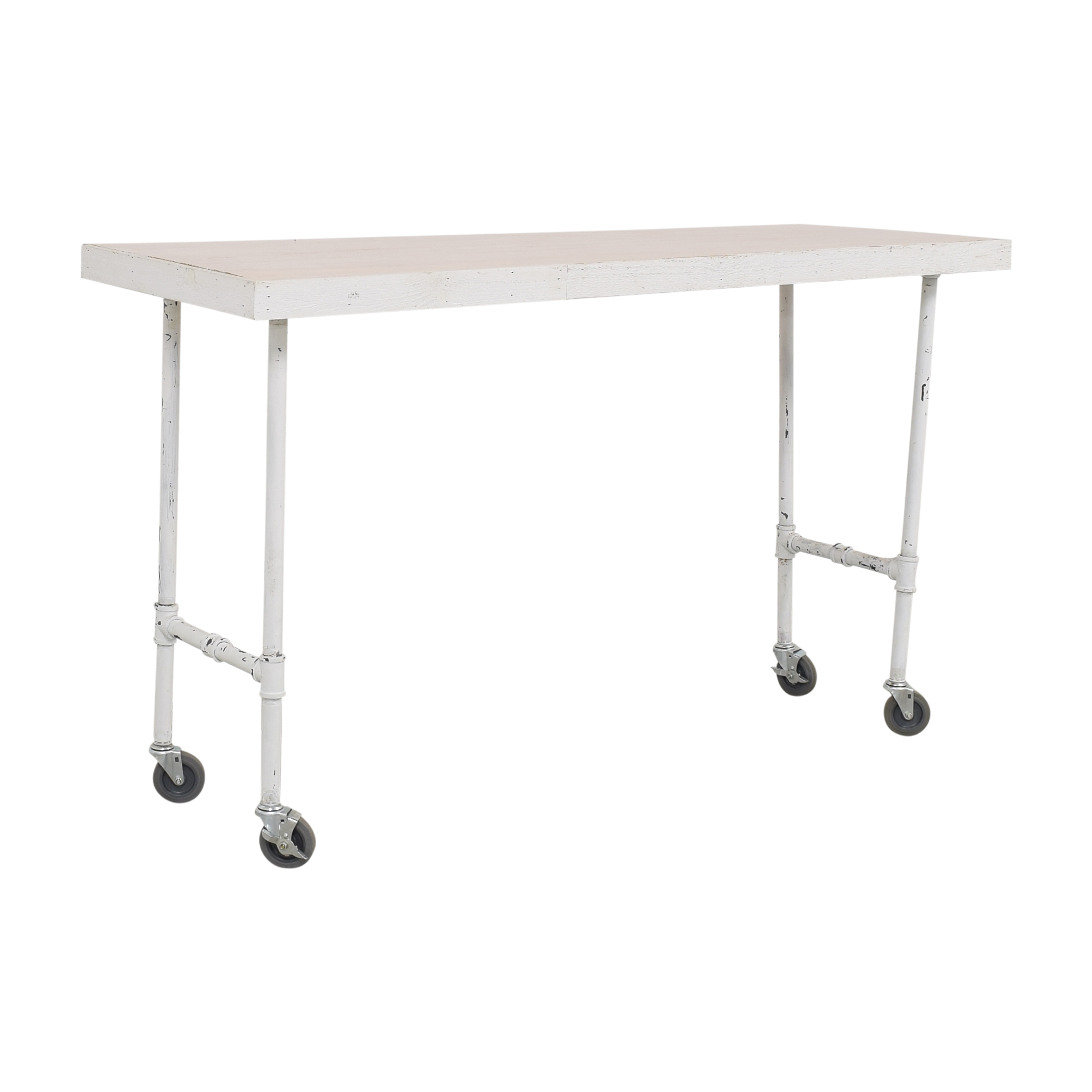 shop Work Table with Wheels  Tables