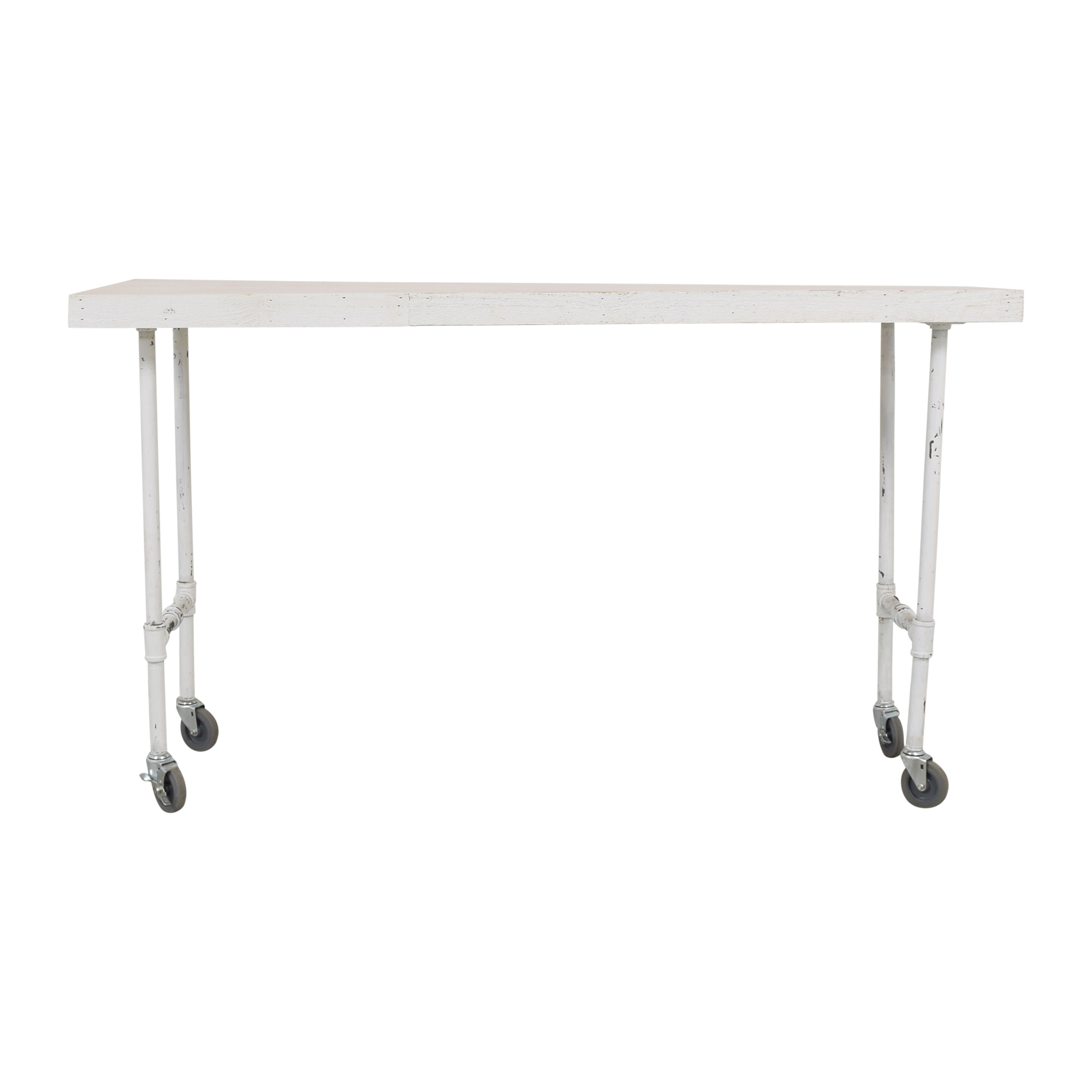 Work Table with Wheels discount