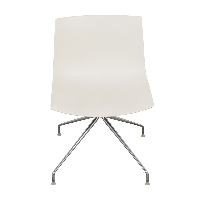 shop Arper Catifa 46 Trestle Swivel Chair Arper