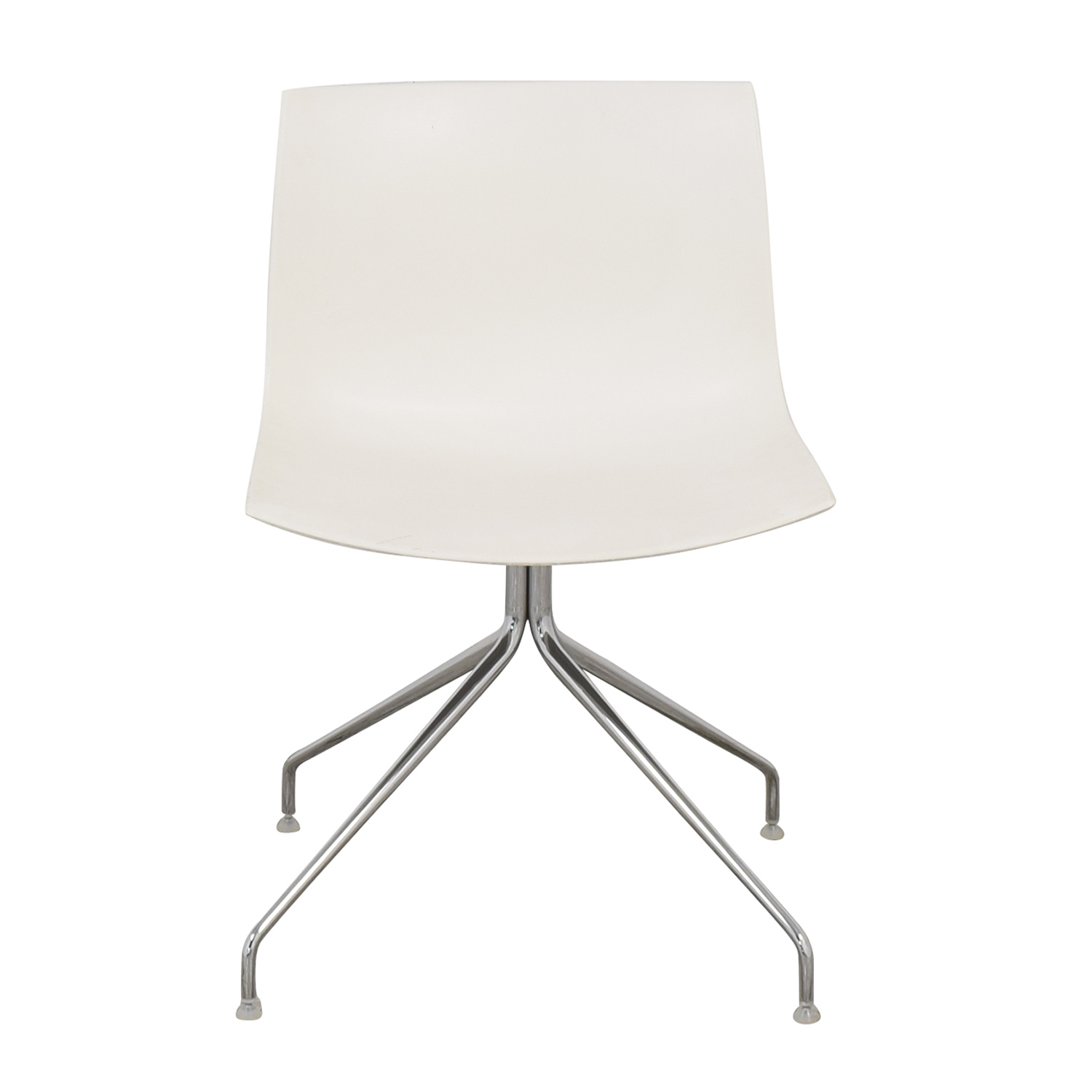 shop Arper Catifa 46 Trestle Swivel Chair Arper