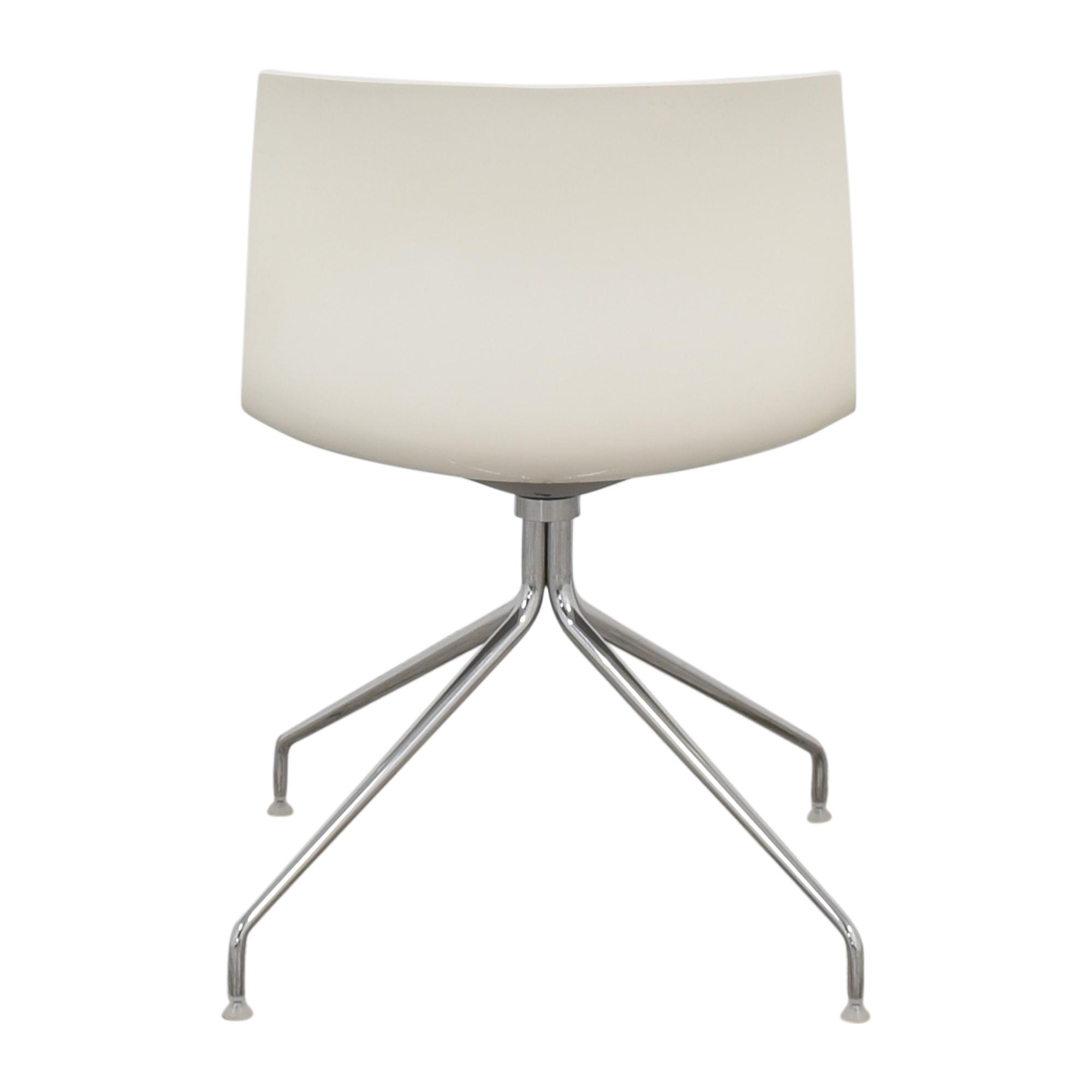 Arper Catifa 46 Trestle Swivel Chair / Chairs
