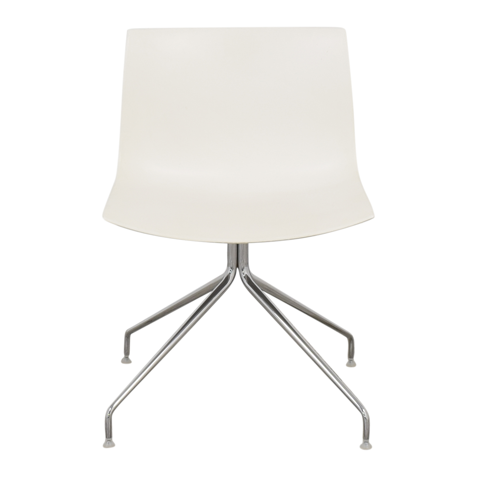 Arper Arper Catifa 46 Trestle Swivel Chair second hand