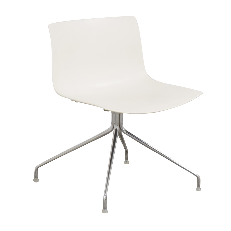 shop Arper Catifa 46 Trestle Swivel Chair Arper Home Office Chairs