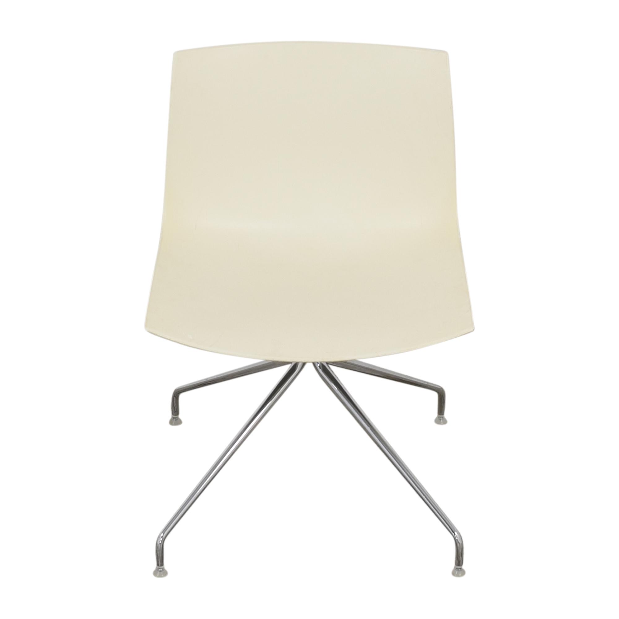 Arper Arper Catifa 46 Trestle Swivel Chair second hand