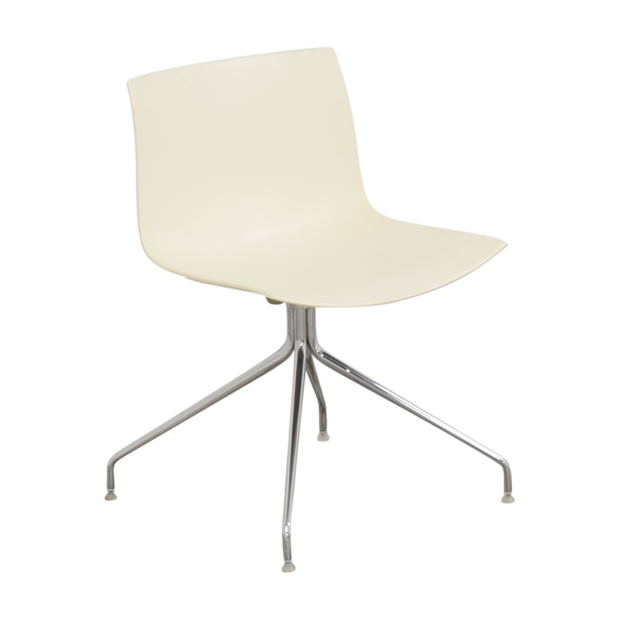 shop Arper Arper Catifa 46 Trestle Swivel Chair online