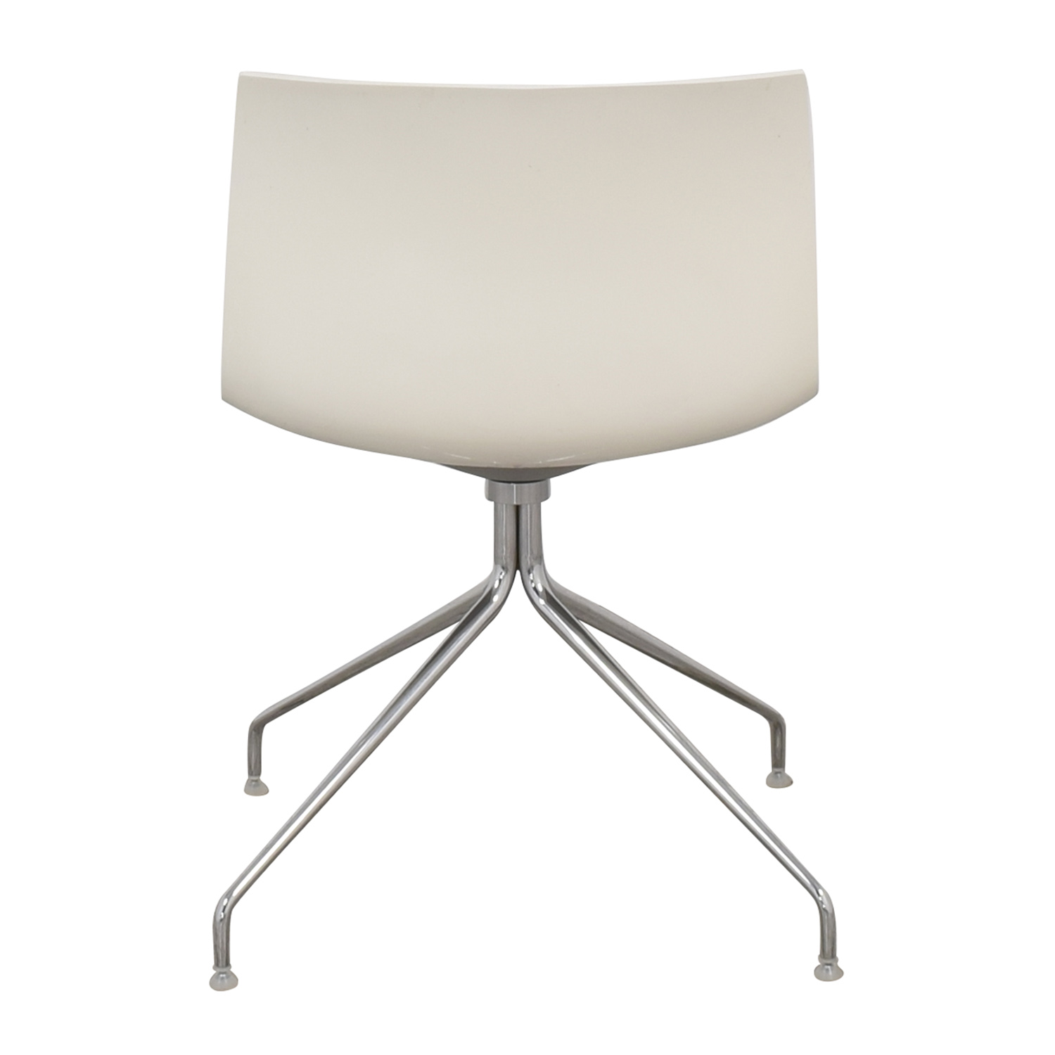 buy Arper Catifa 46 Trestle Swivel Chair Arper
