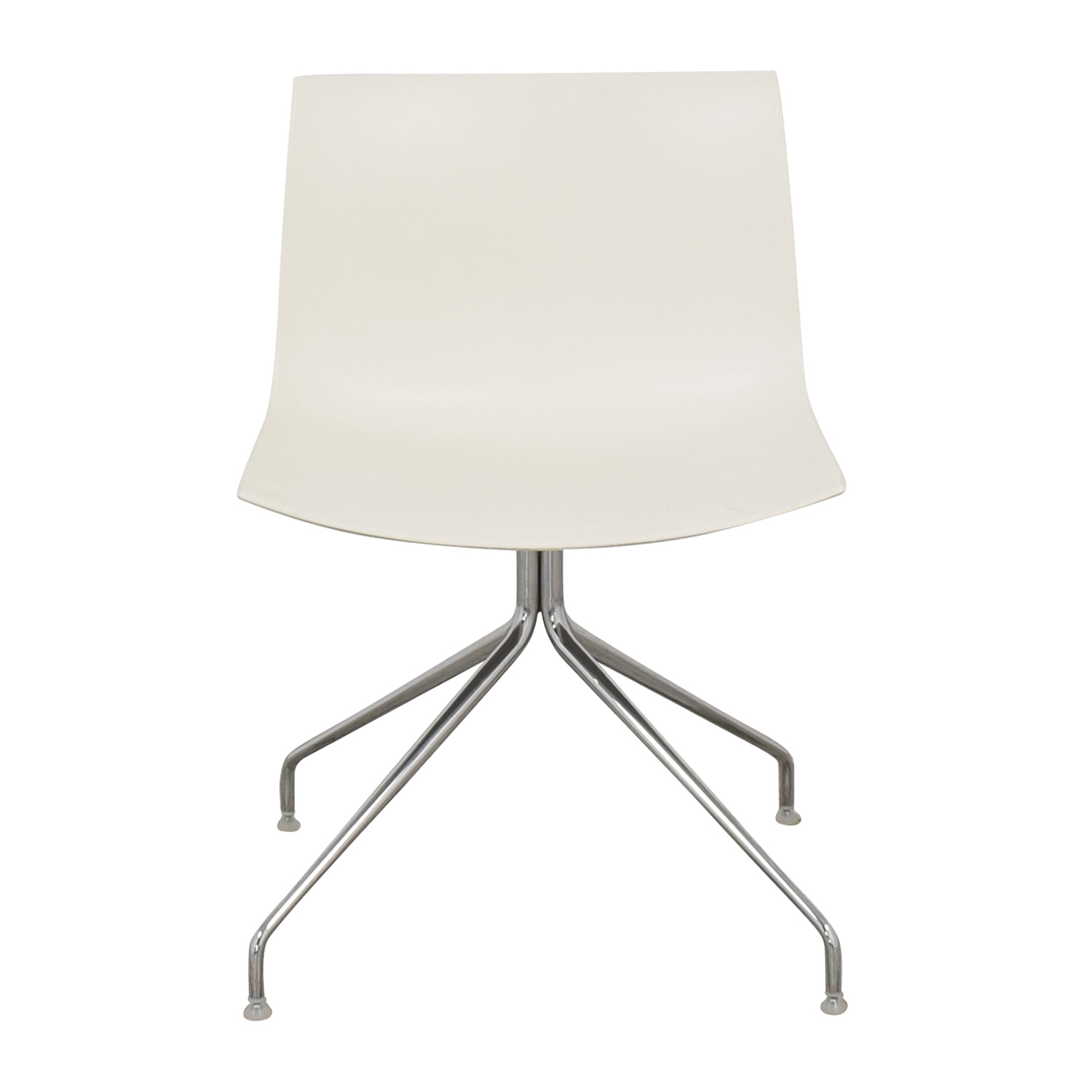 Arper Arper Catifa 46 Trestle Swivel Chair for sale
