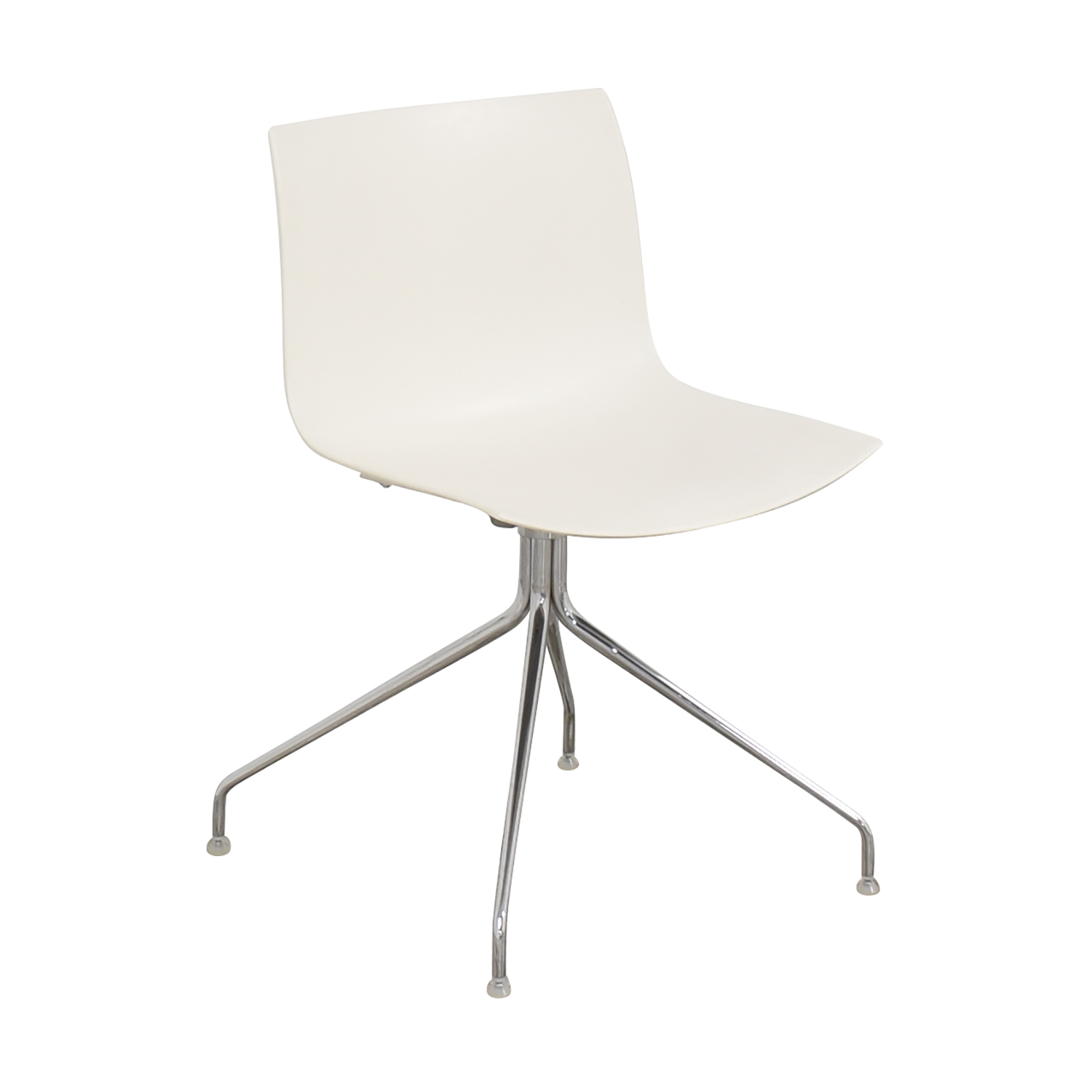 Arper Arper Catifa 46 Trestle Swivel Chair ma