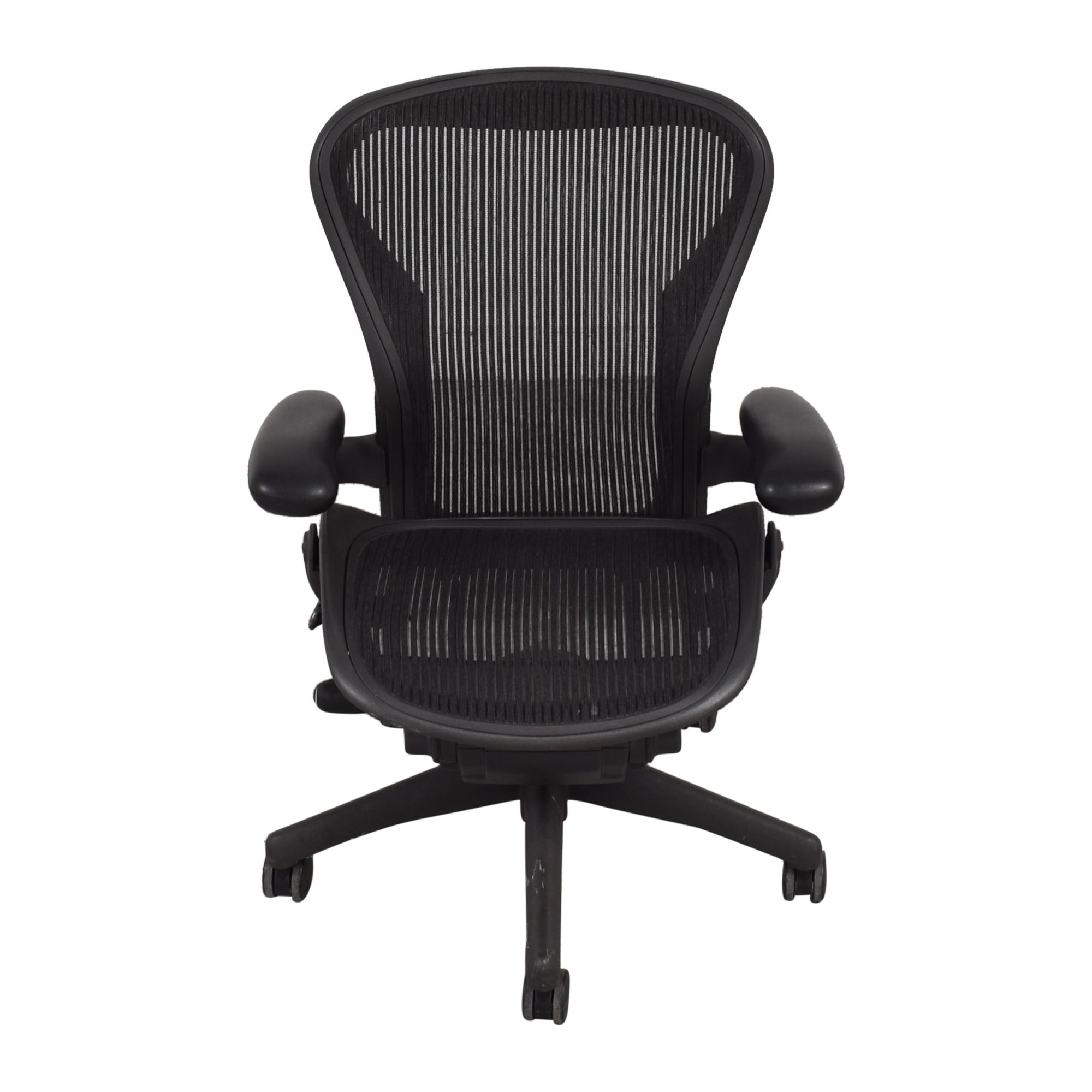 Herman Miller Herman Miller Size B Aeron Chair second hand