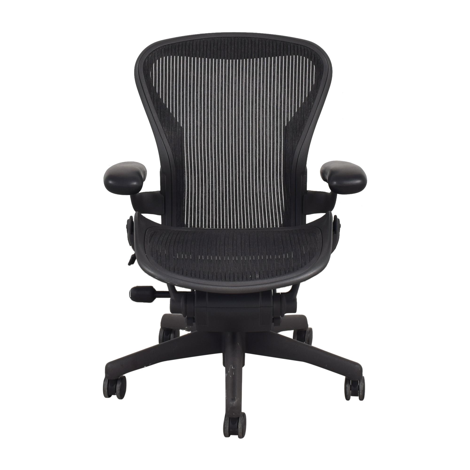 Herman Miller Size B Aeron Chair sale