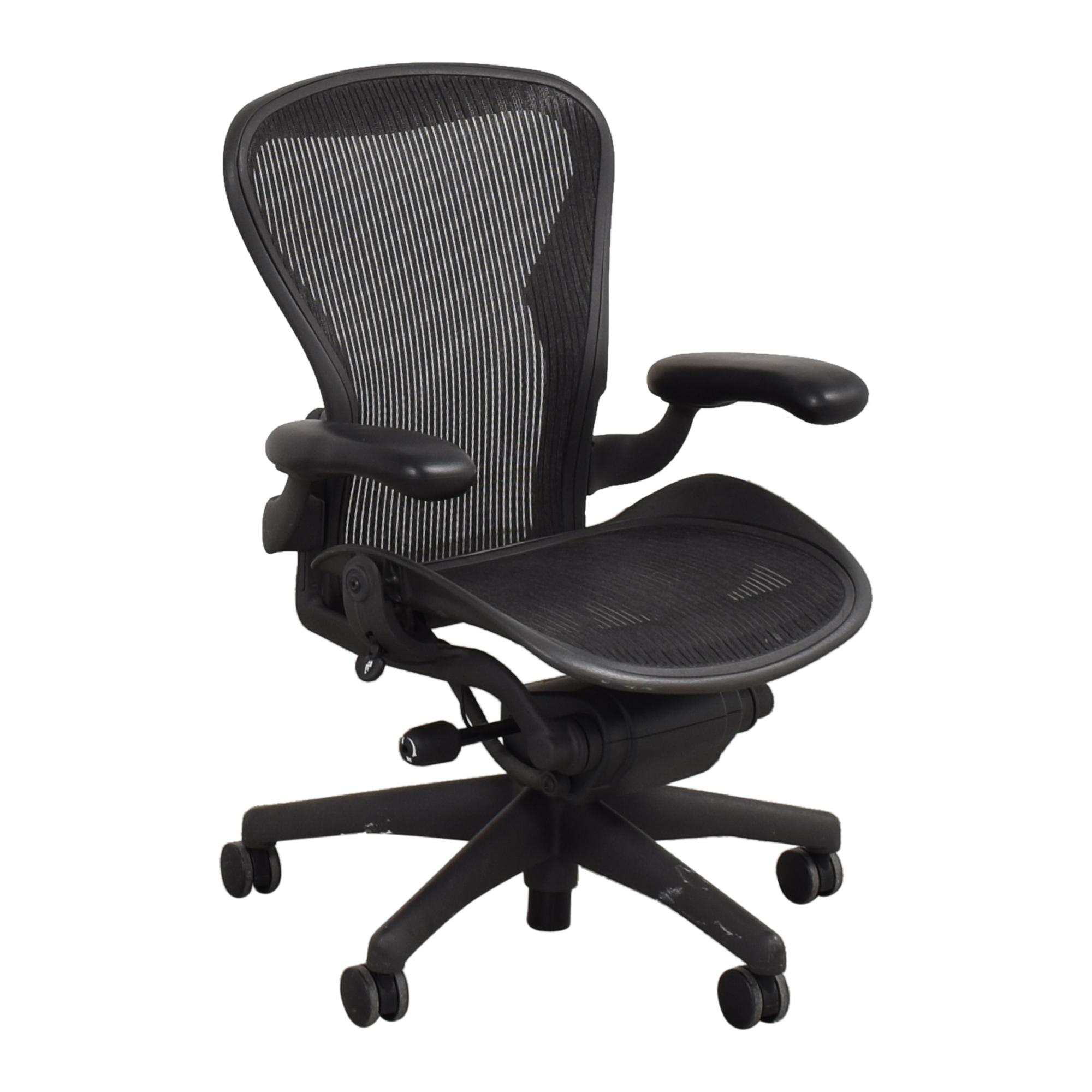 Herman Miller Herman Miller Size B Aeron Chair coupon