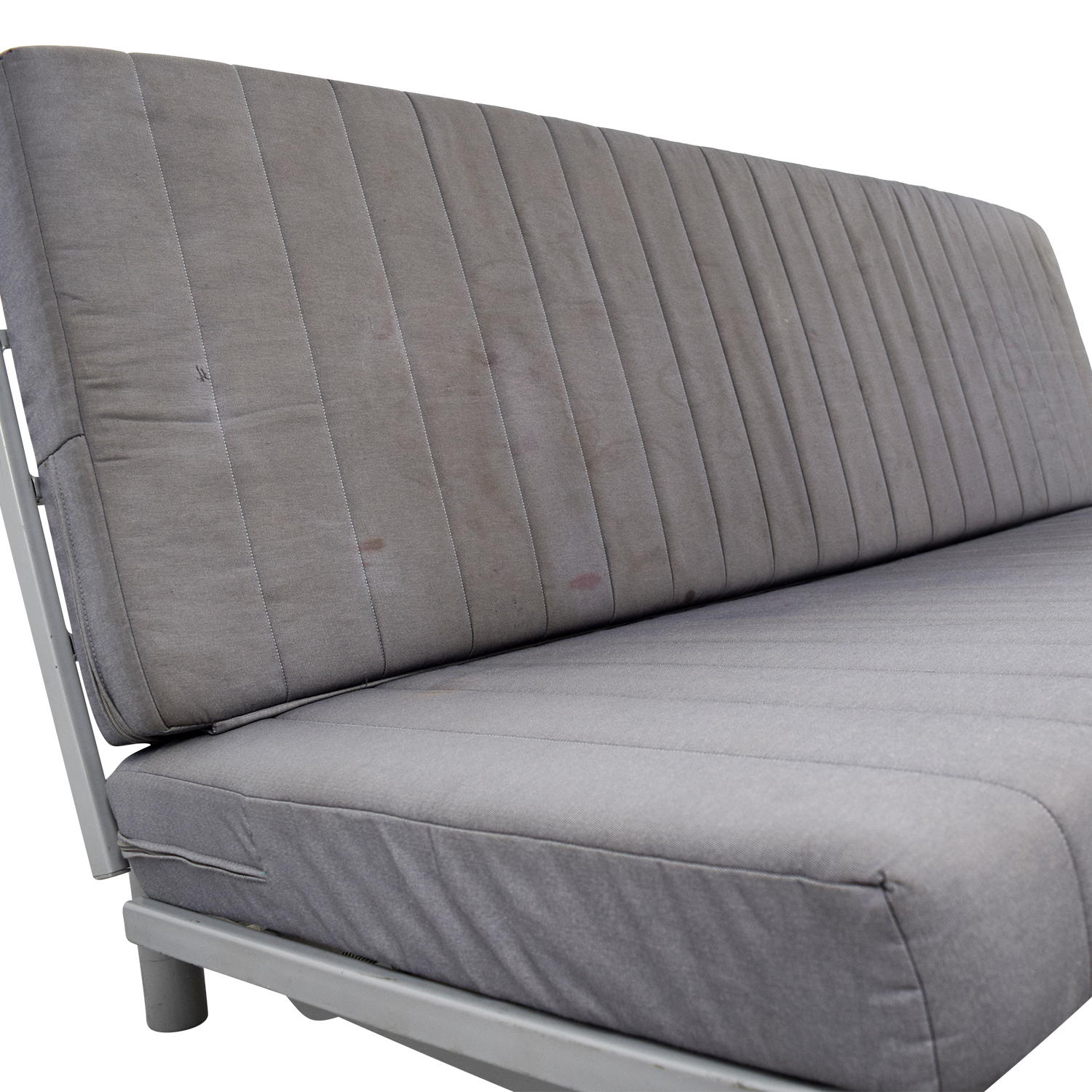 90 off ikea ikea grey sofa bed sofas for Ikea gray sofa