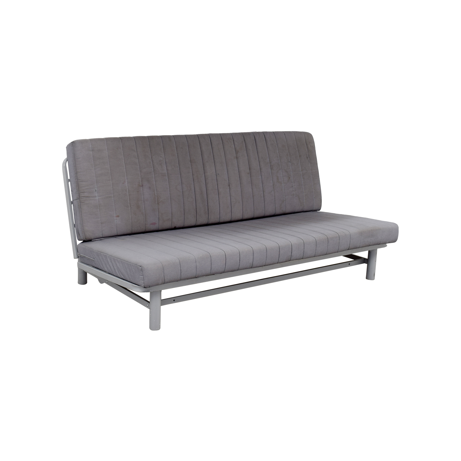 78% OFF IKEA IKEA Grey Sofa Bed Sofas