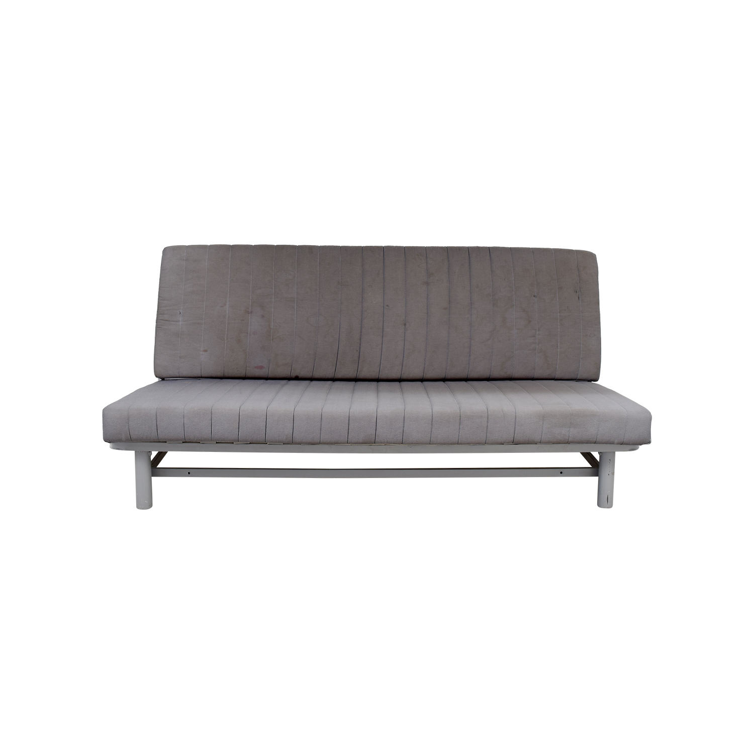 76% OFF IKEA IKEA Grey Sofa Bed Sofas