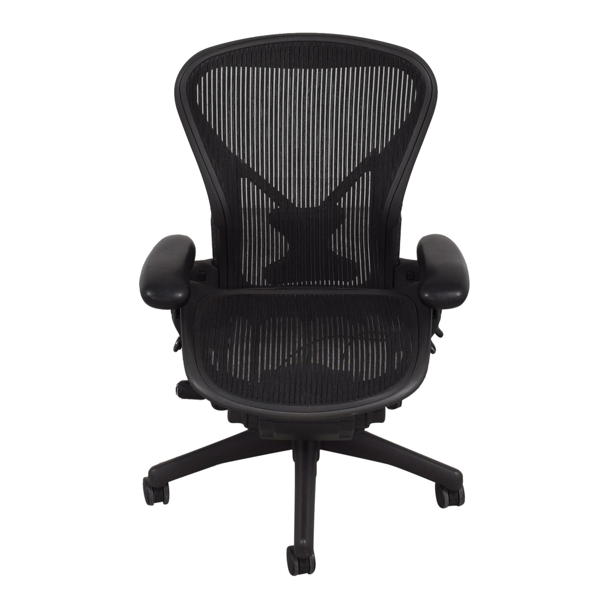 Herman Miller Herman Miller Size B Aeron Chair ma