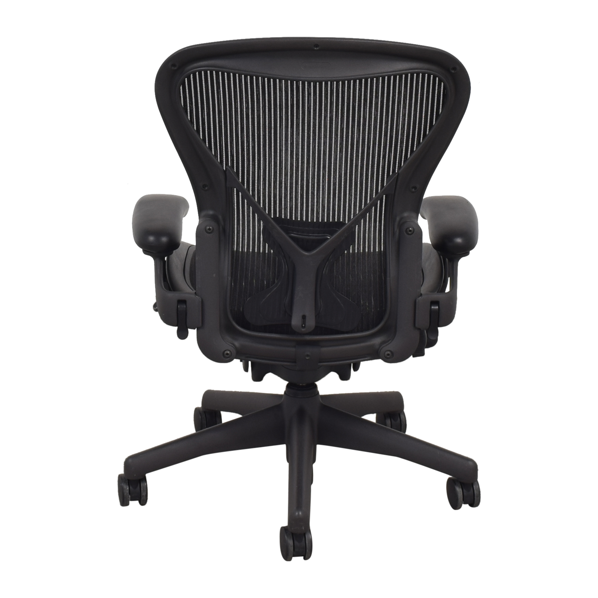 buy Herman Miller Size B Aeron Chair Herman Miller Chairs