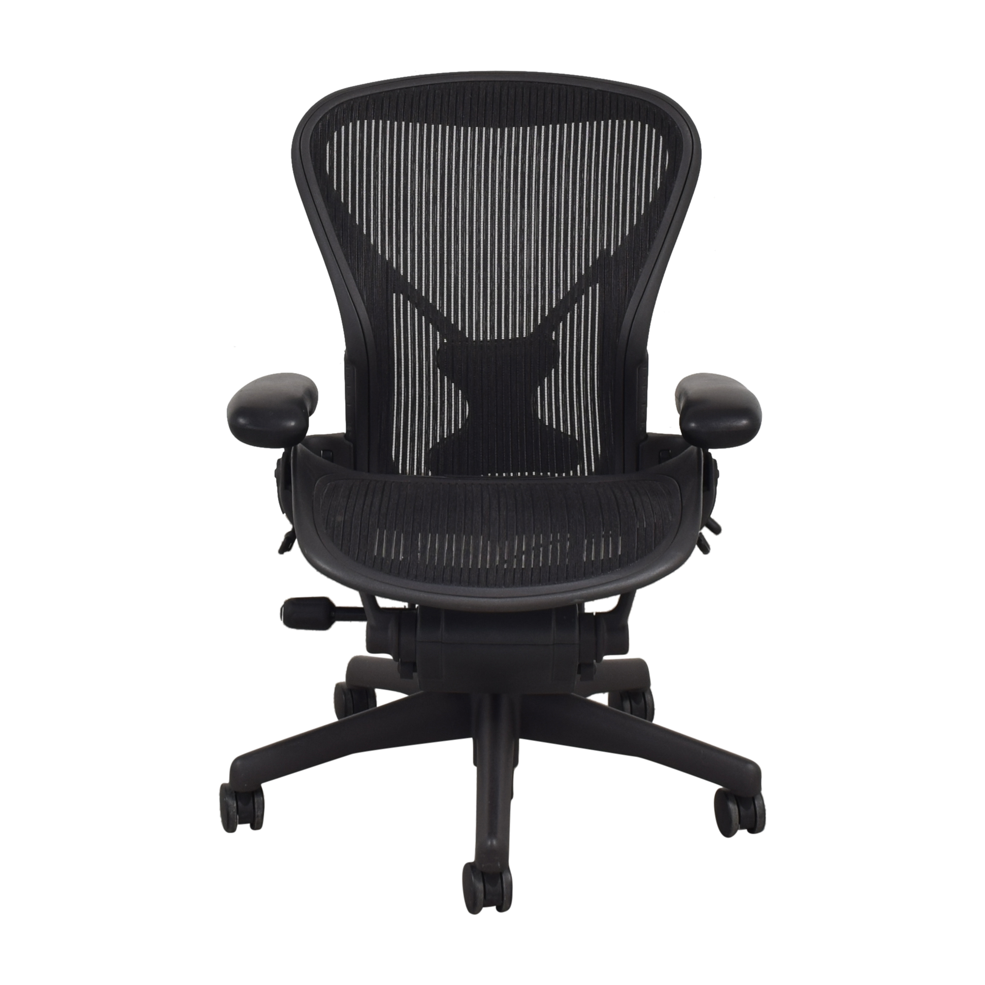 Herman Miller Herman Miller Size B Aeron Chair coupon