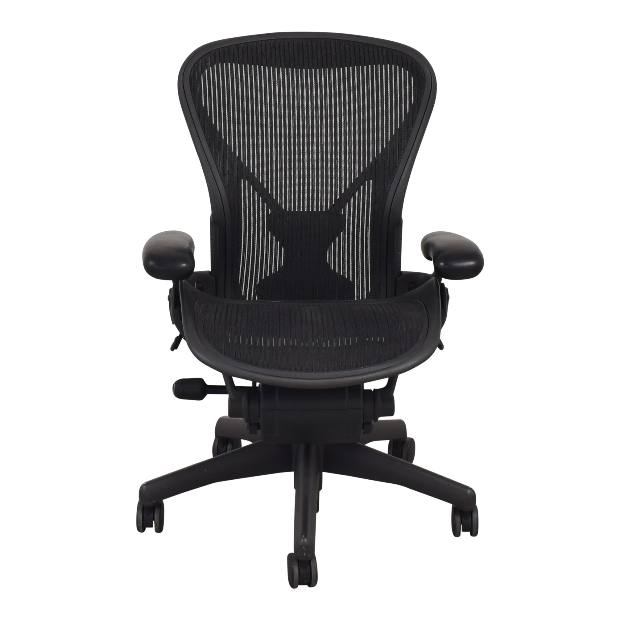 buy Herman Miller Size B Aeron Chair Herman Miller Home Office Chairs