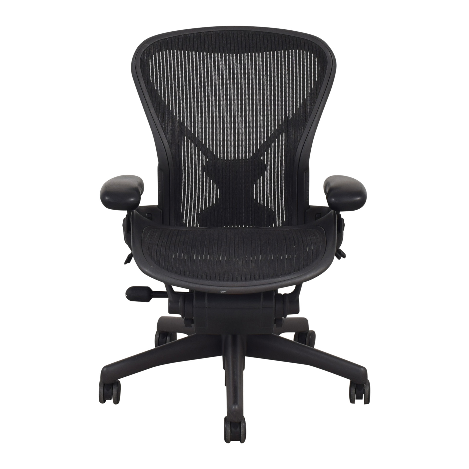 Herman Miller Herman Miller Size B Aeron Chair Home Office Chairs
