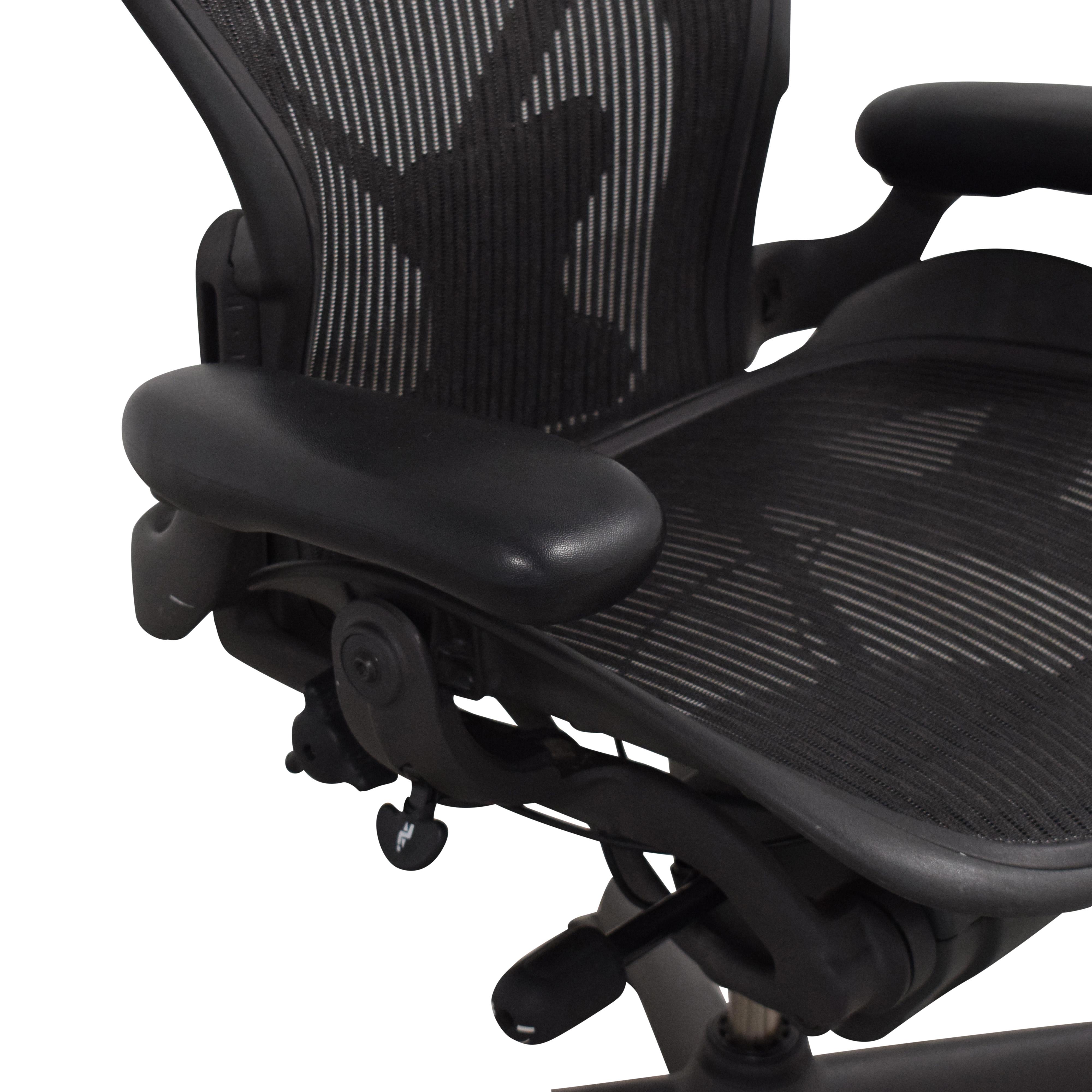 Herman Miller Herman Miller Size B Aeron Chair price