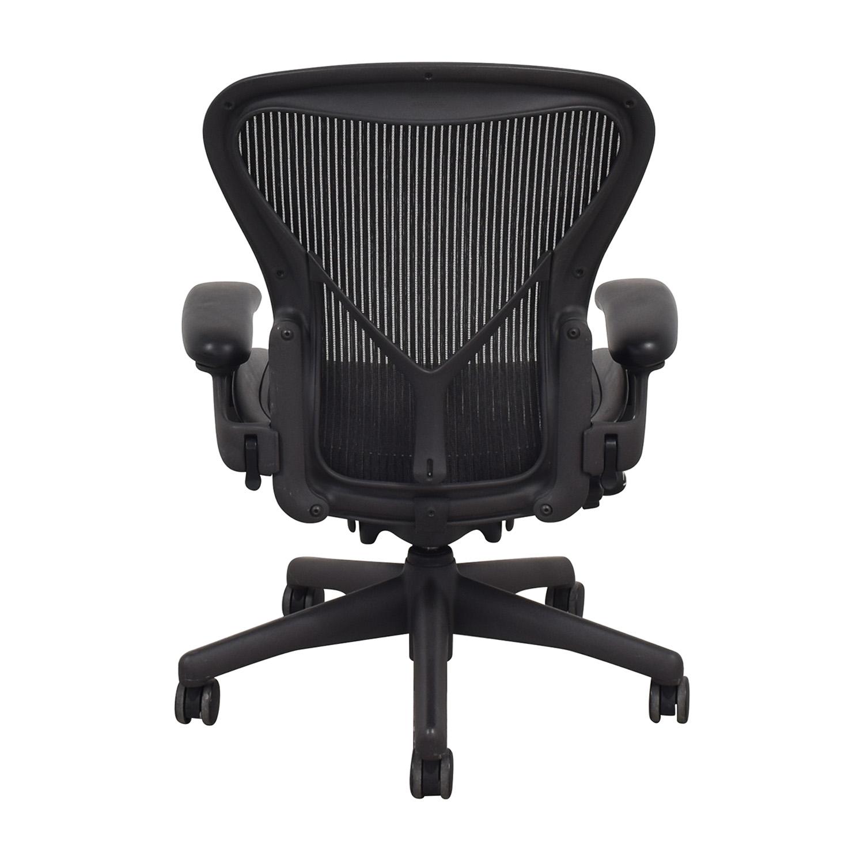 Herman Miller Size B Aeron Chair Herman Miller