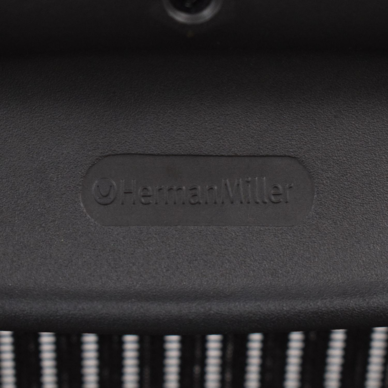 Herman Miller Herman Miller Size B Aeron Chair nyc